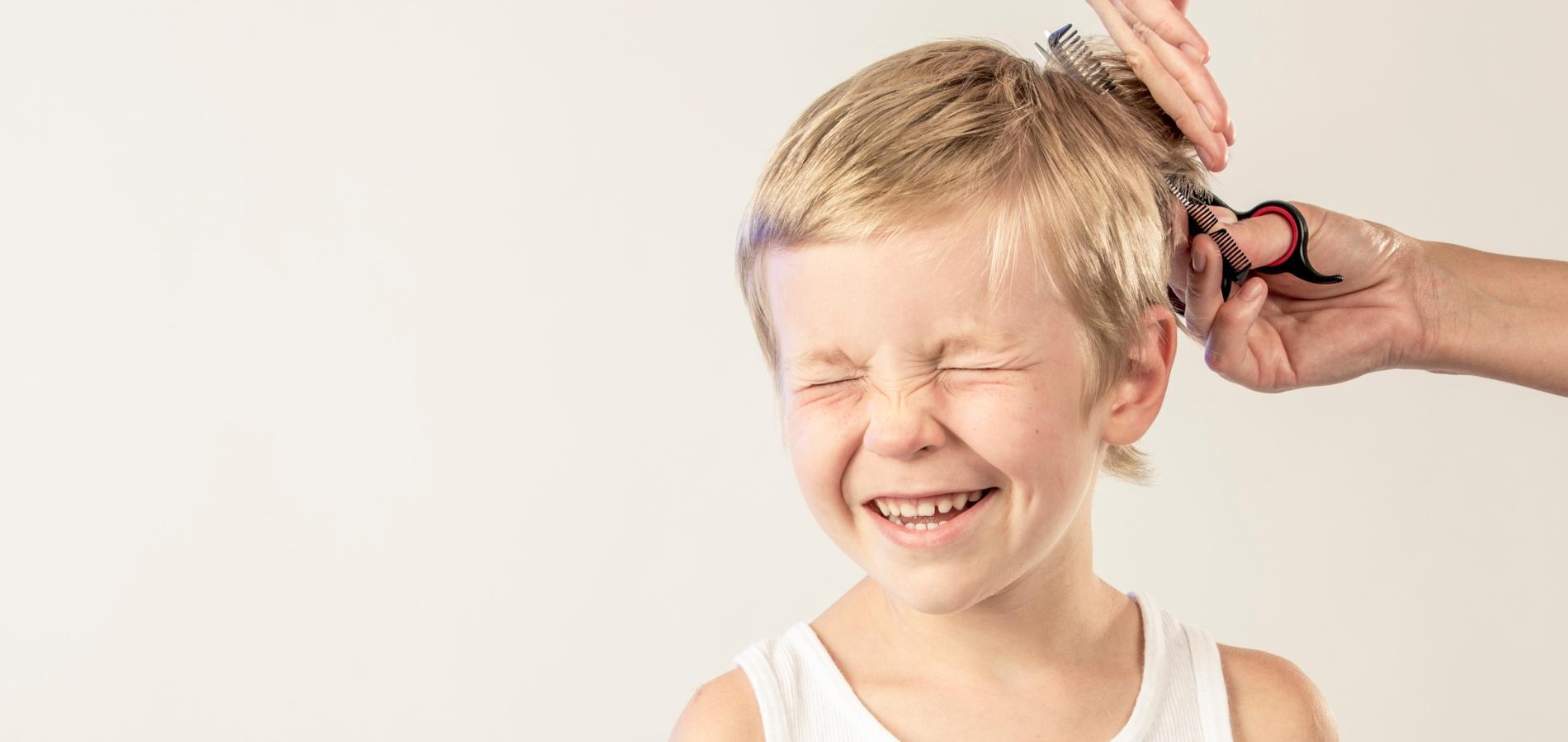 Comment Couper Les Cheveux D Un Garcon Madame Figaro