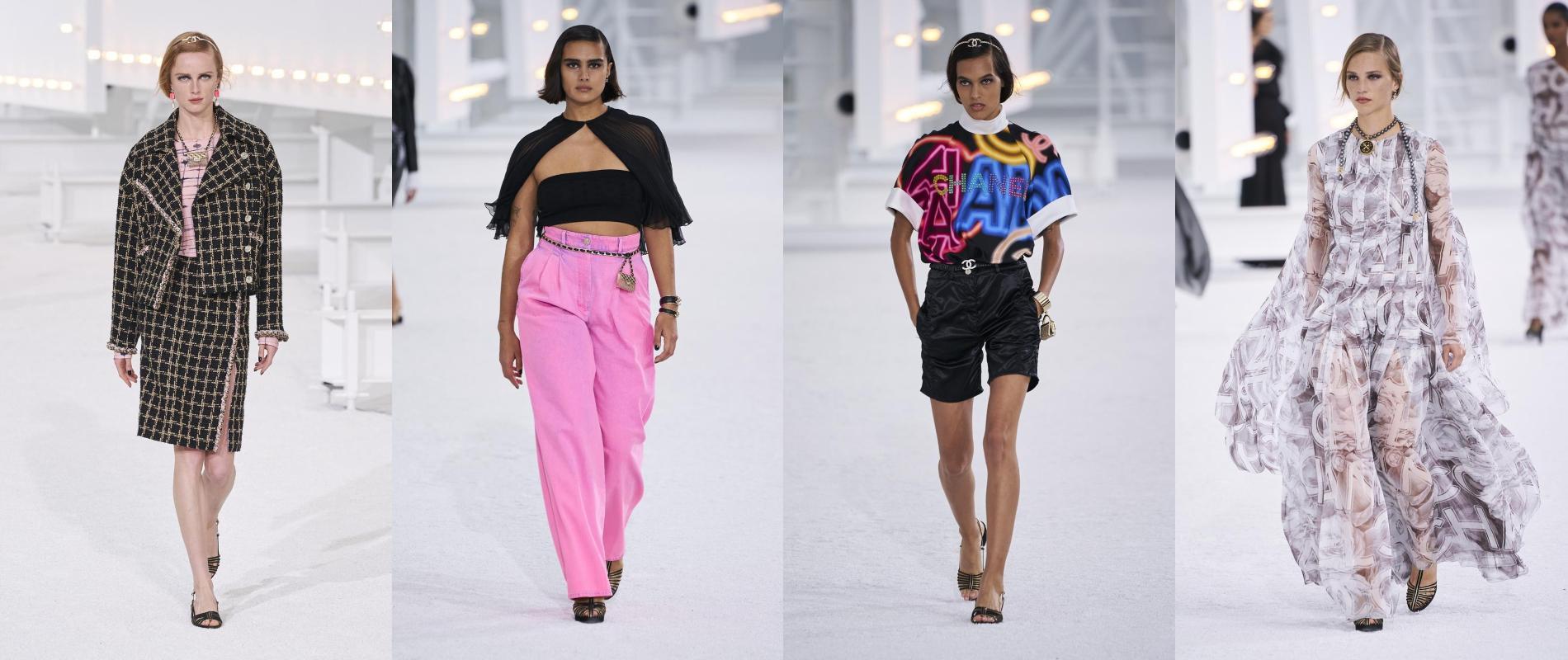 Défilé Chanel Printemps-été 2021 Prêt-à-porter - Madame Figaro