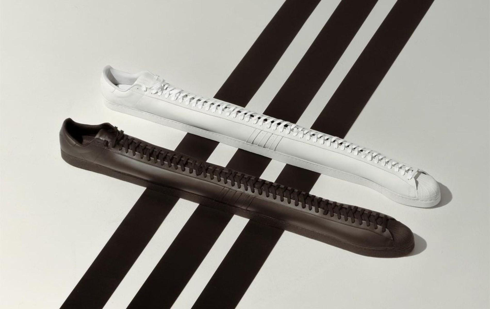 Et Adidas créa la paire de baskets la plus longue du monde ...