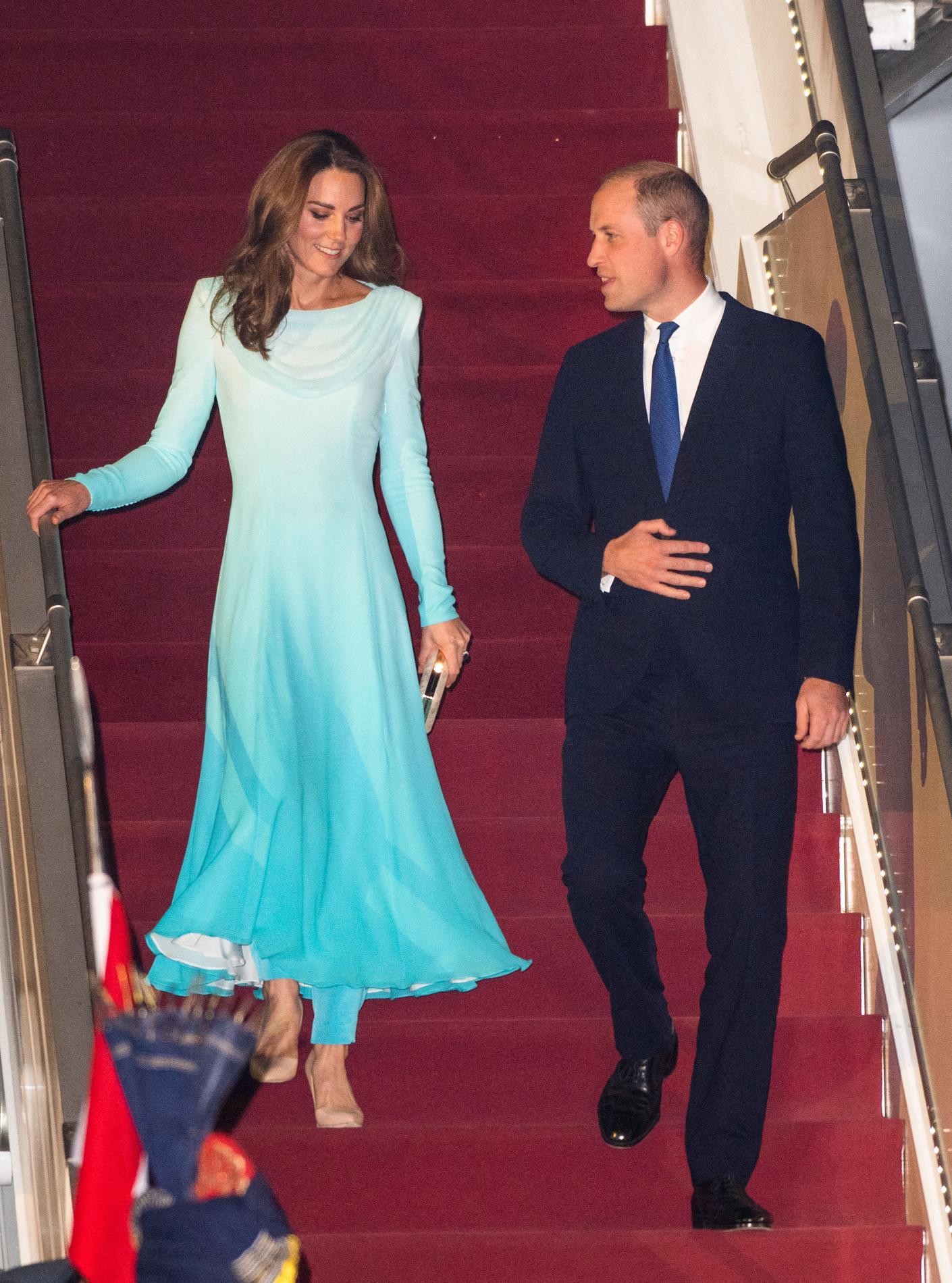 Royaume-Uni : Kate et William fêtent leurs 10 ans de mariage