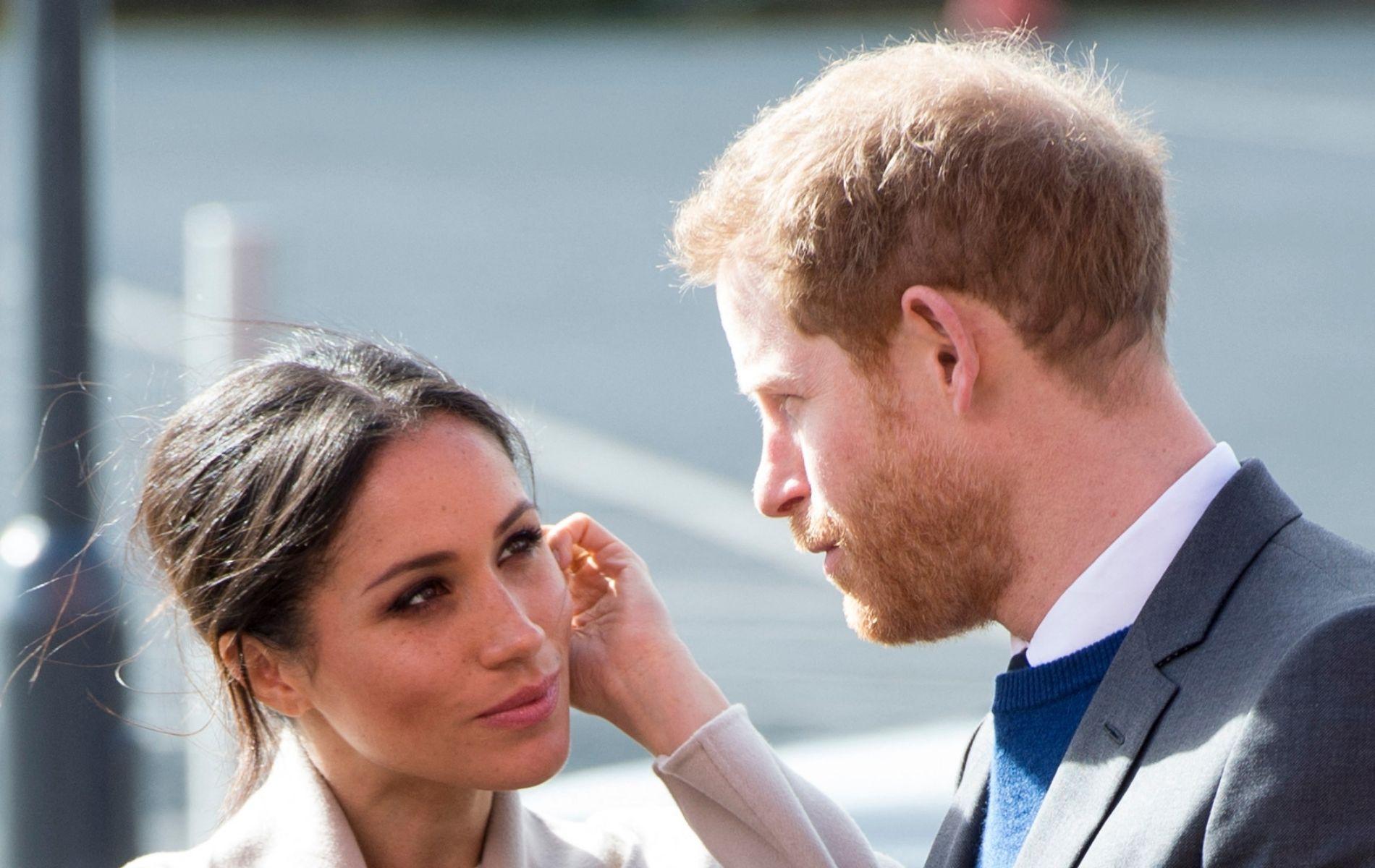 Comment la famille royale a snobé l'anniversaire de mariage de Meghan Markle  et du prince Harry - Madame Figaro