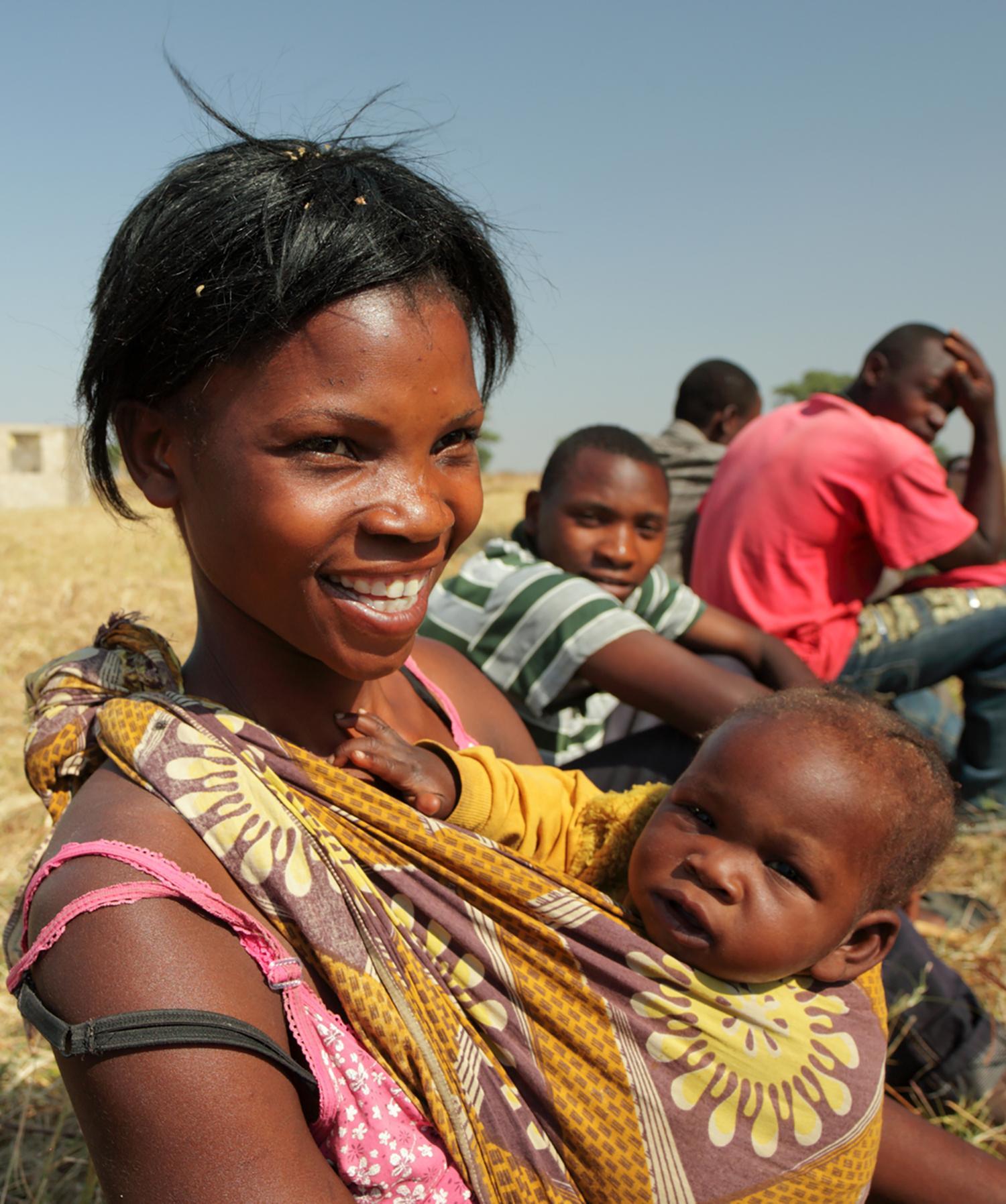 rencontre femme zambienne