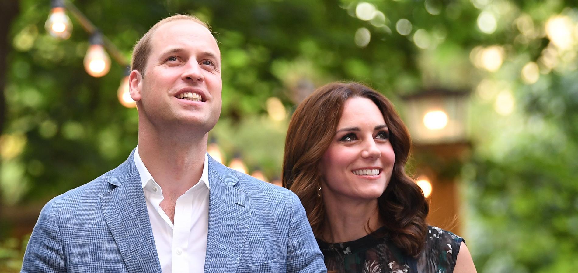"""Kate et William et cet acteur de """"Game of Thrones"""" : """"Je leur ai dit que je ne pouvais rien dévoiler"""""""