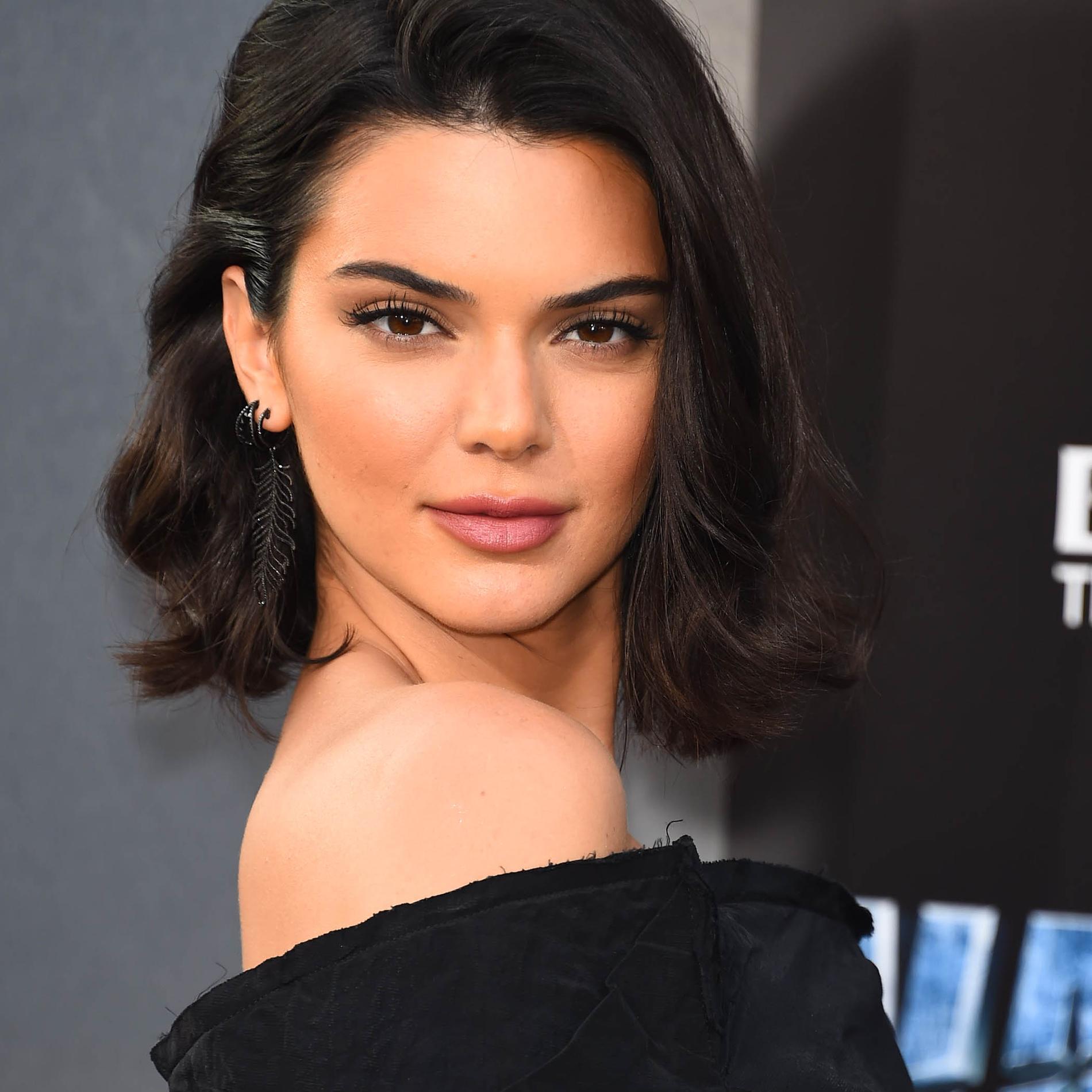 Les coupes de cheveux de la rentrée - le carré de Kendall Jenner