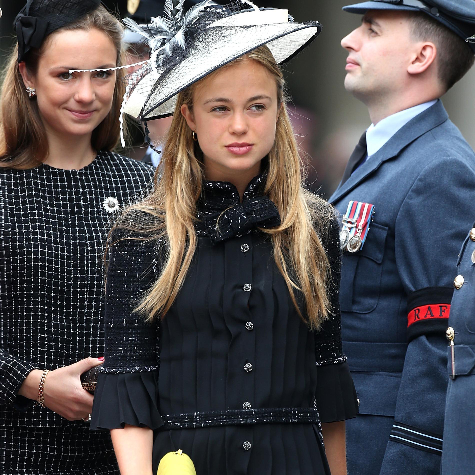 Amelia Windsor, la cousine délurée du prince William