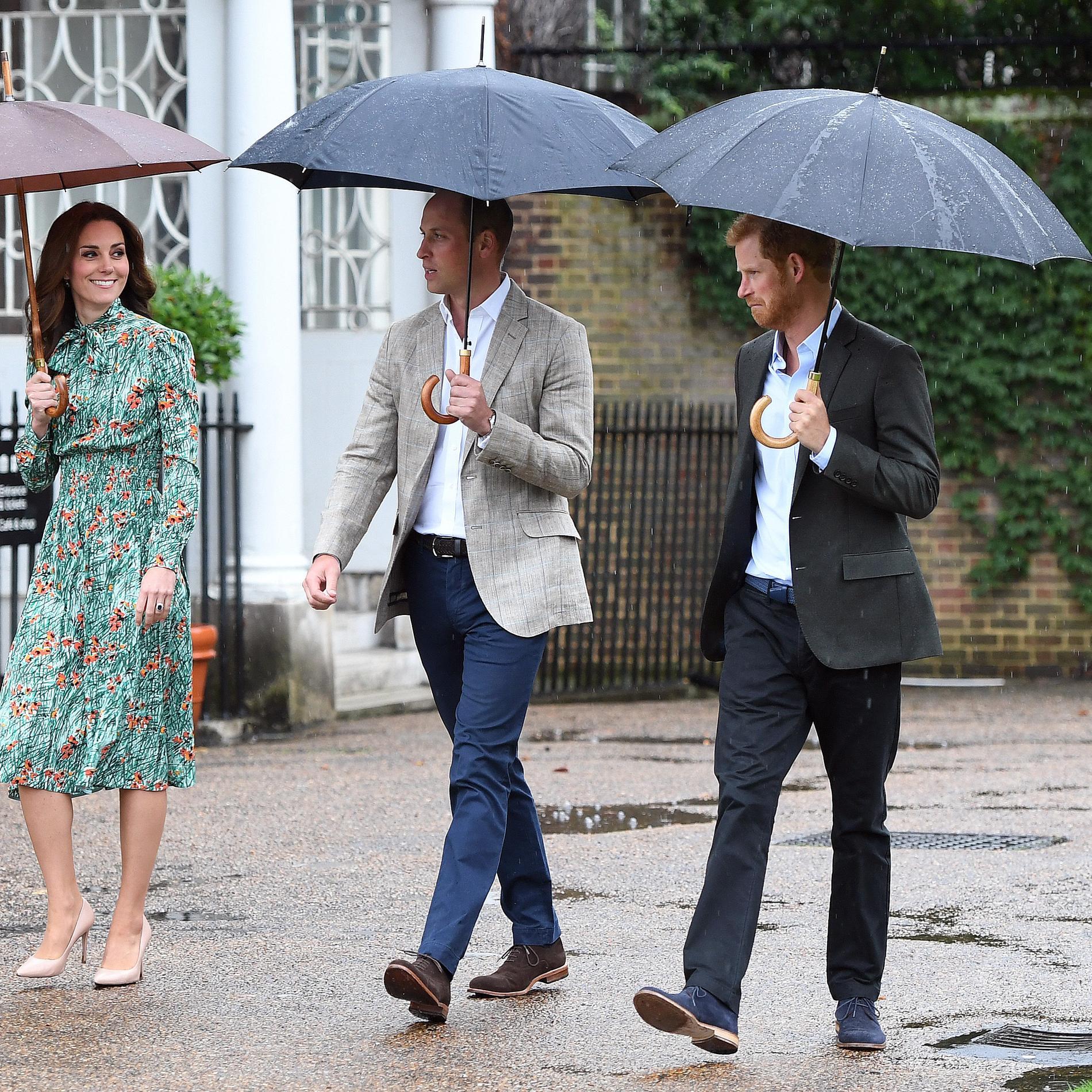 La prude réaction de Harry après l'annonce de la grossesse de Kate