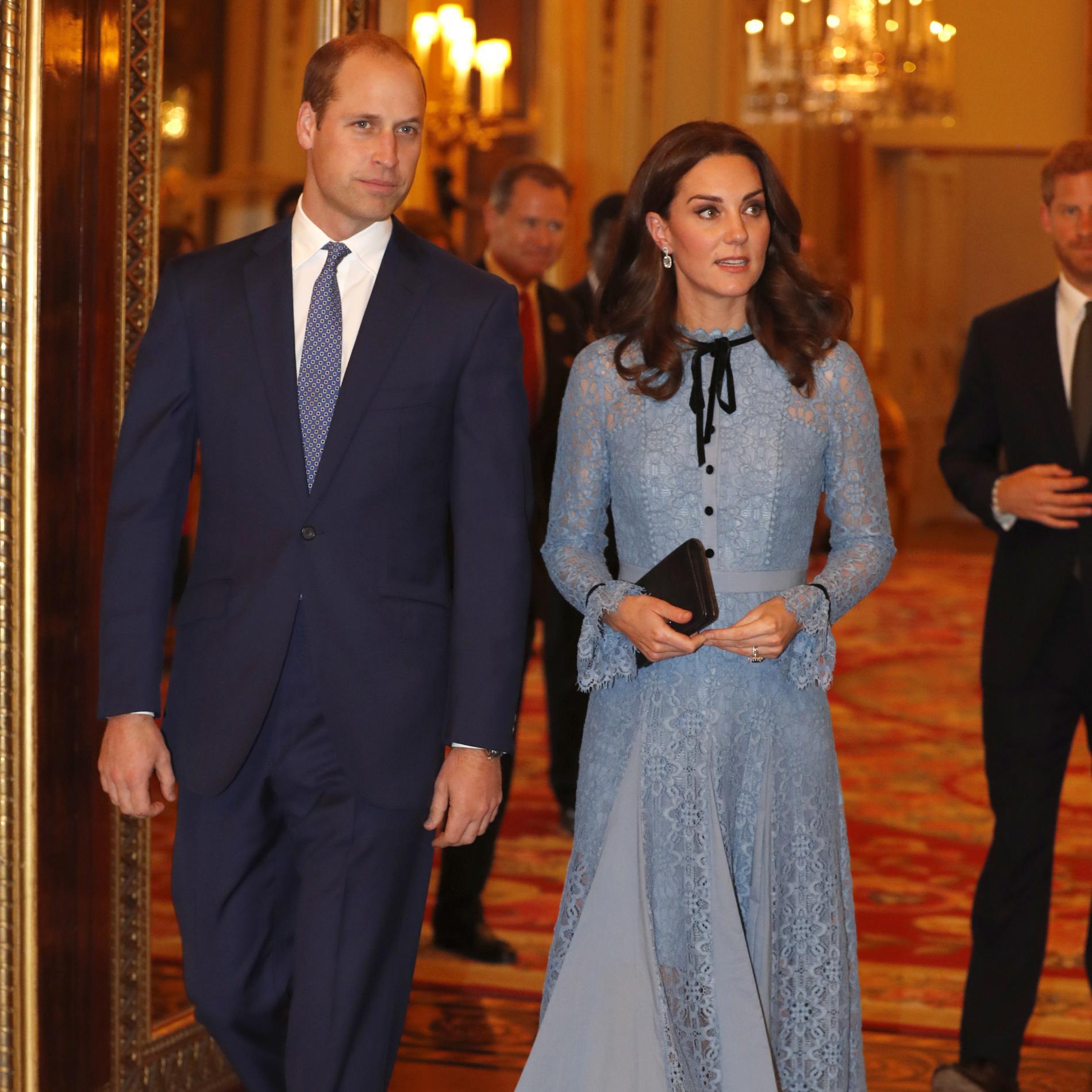 Le petit ventre de Kate Middleton, enceinte de son troisième enfant