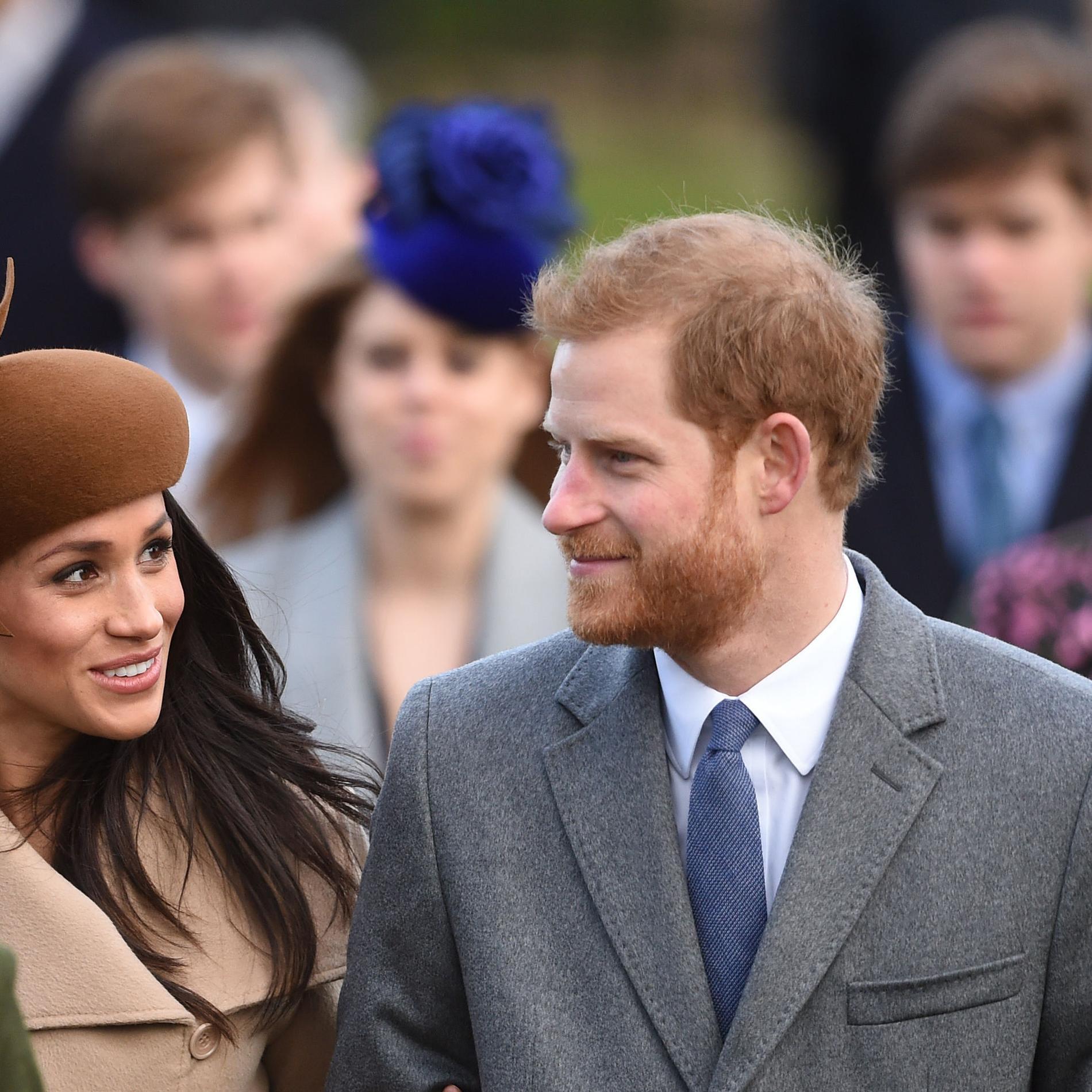 Le Noël trépidant de la famille royale