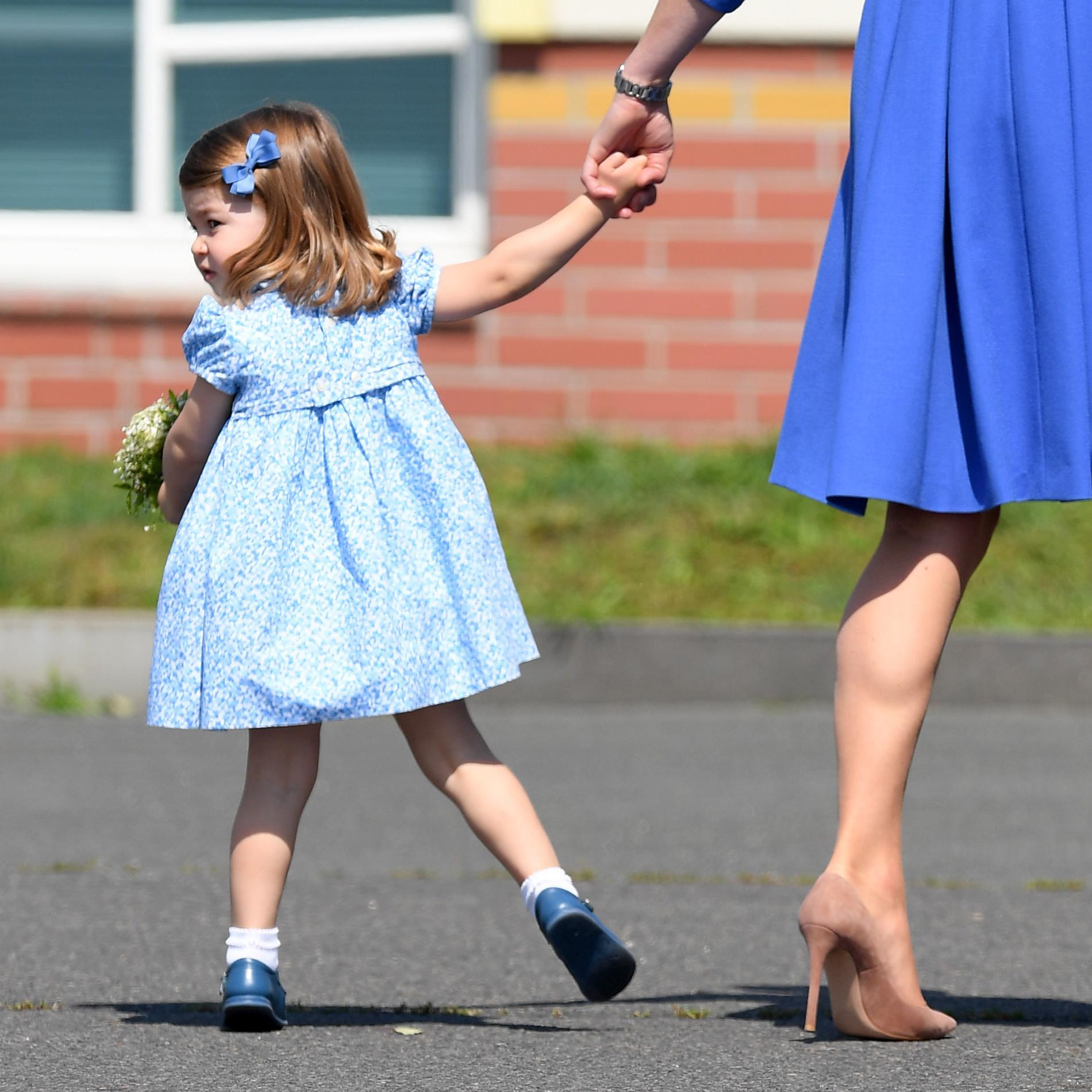 La princesse Charlotte n'ira pas dans la même école que George