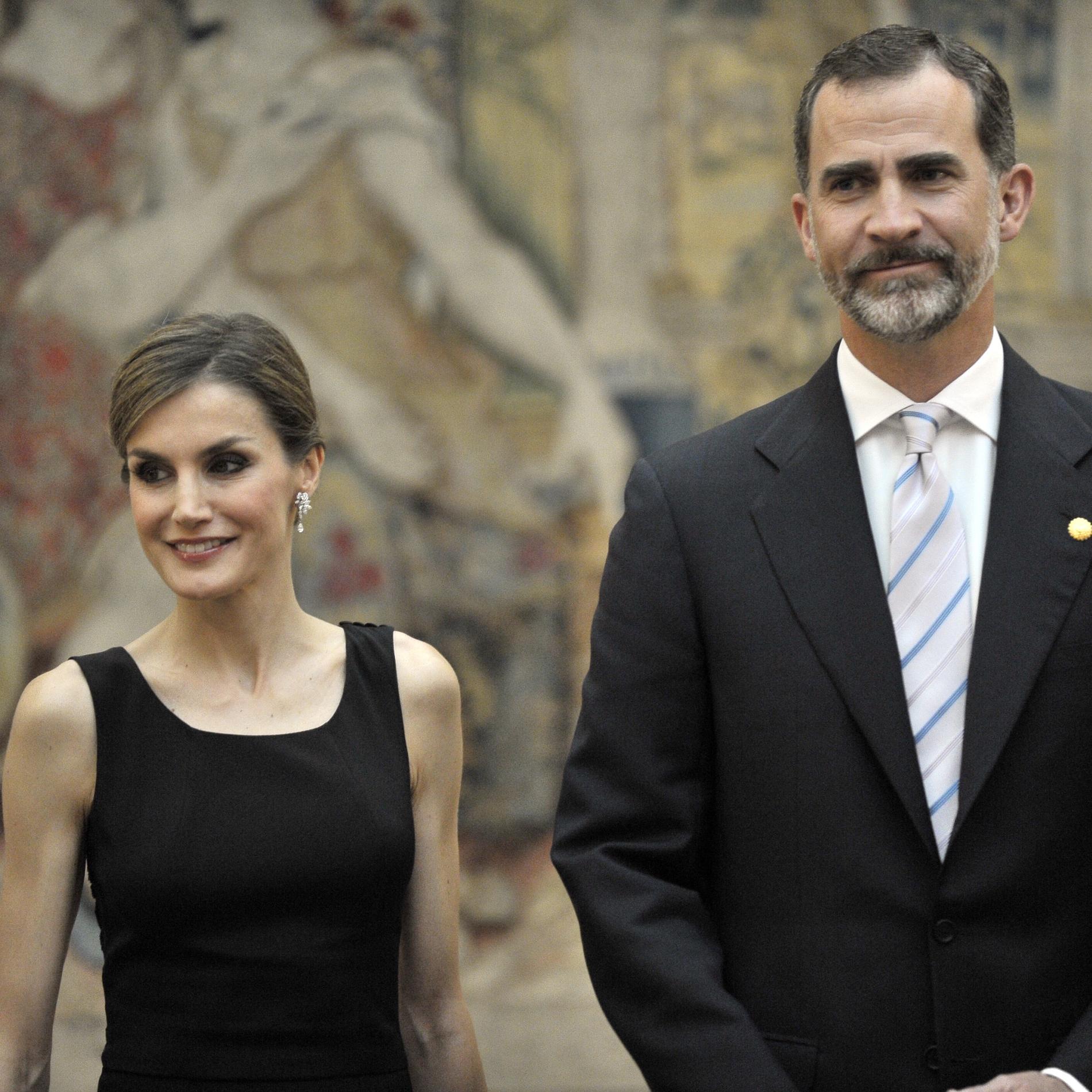Felipe et  d'Espagne