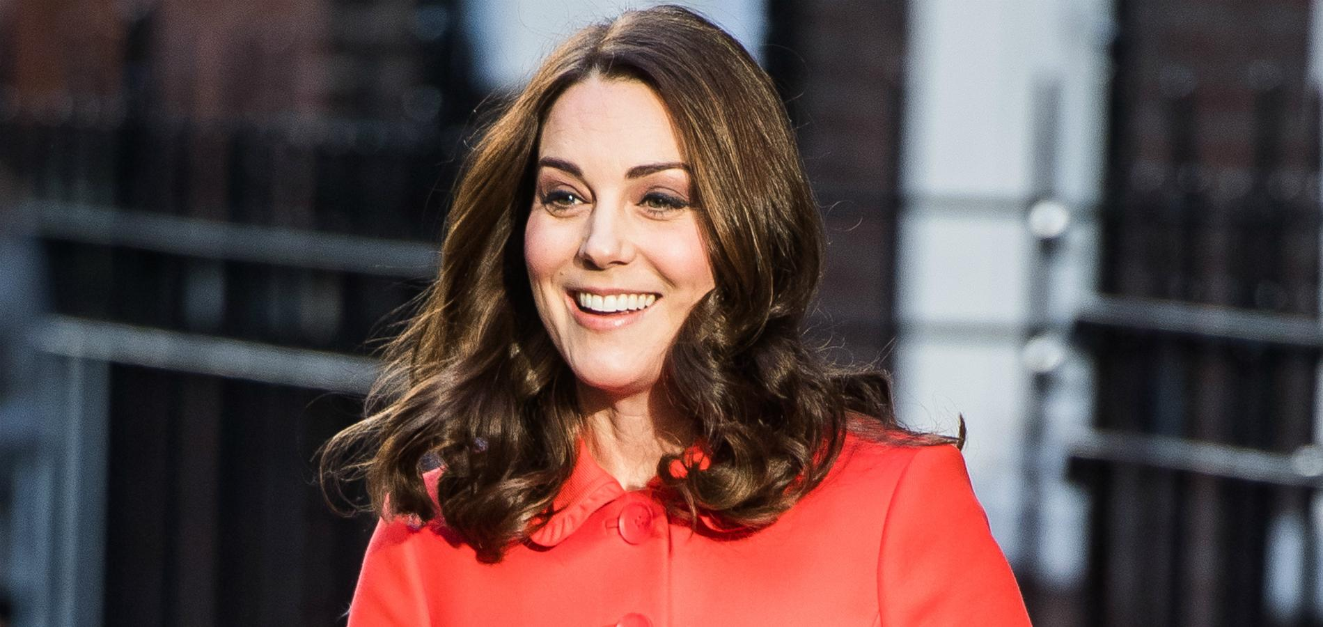 L'impressionnant dispositif derrière le brushing parfait de Kate Middleton