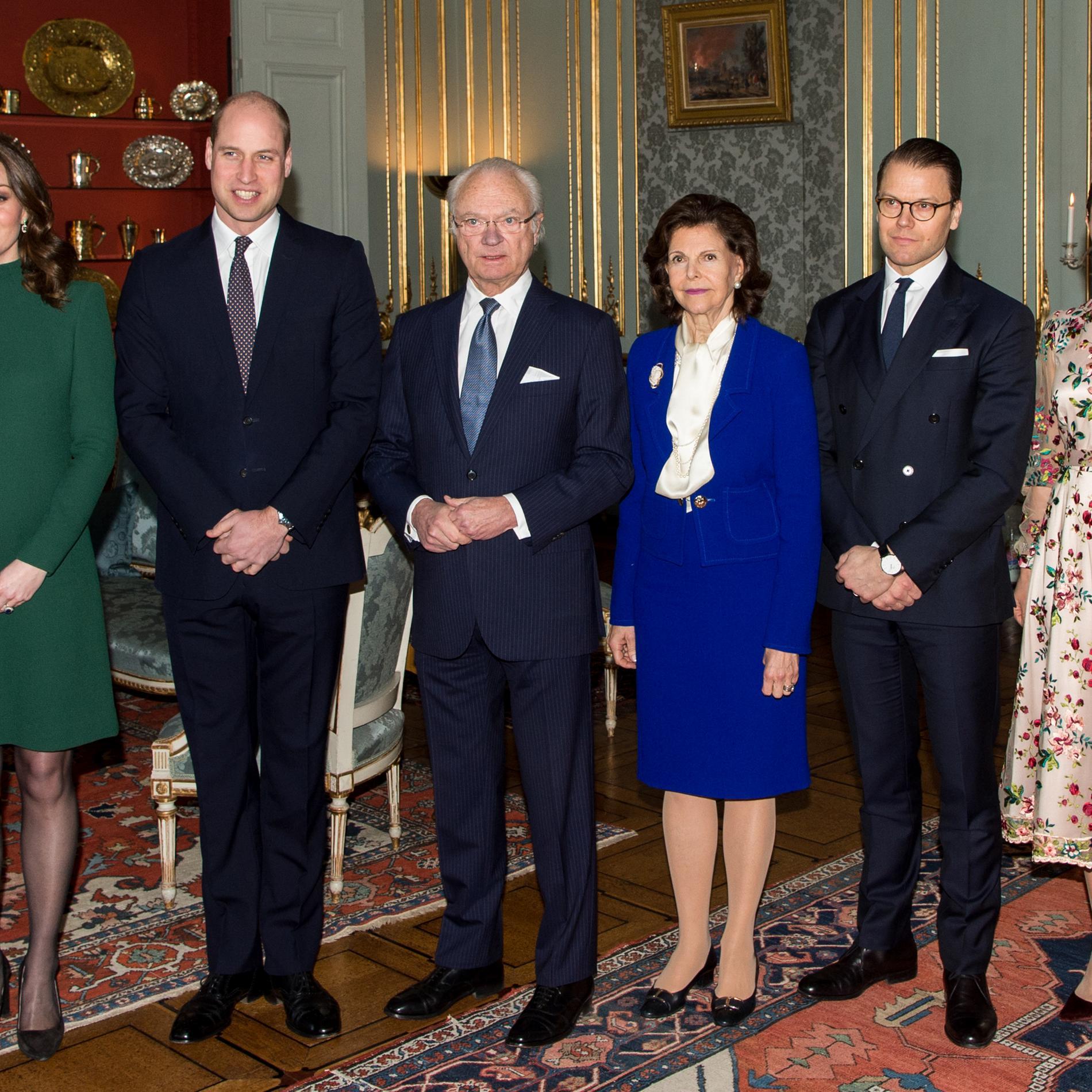 Comment Victoria de Suède a volé la vedette à Kate Middleton