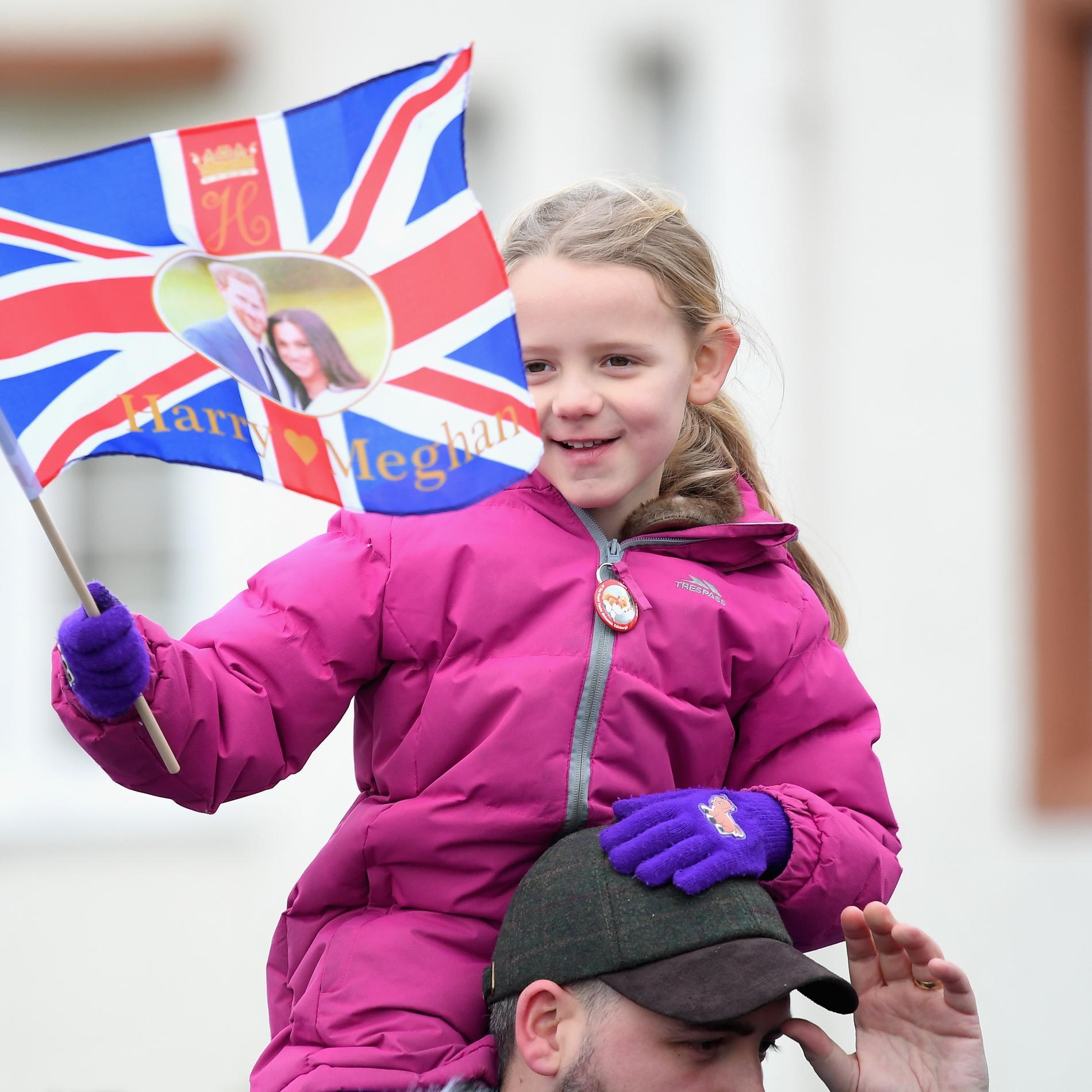 La première visite officielle du prince Harry et de Meghan Markle en Écosse