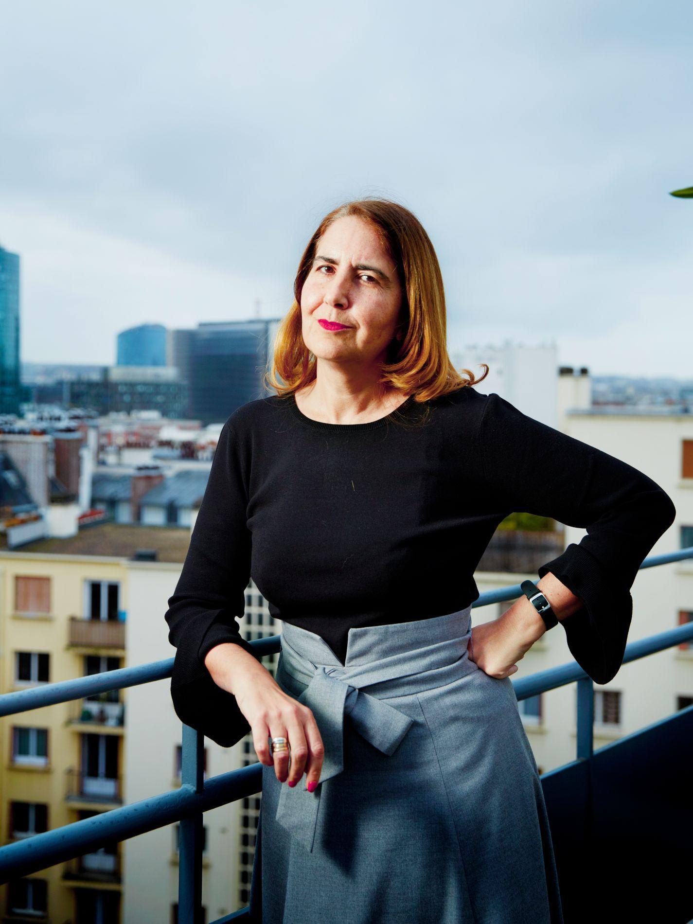 Sandrine Lilienfeld, PDG de Caroll :