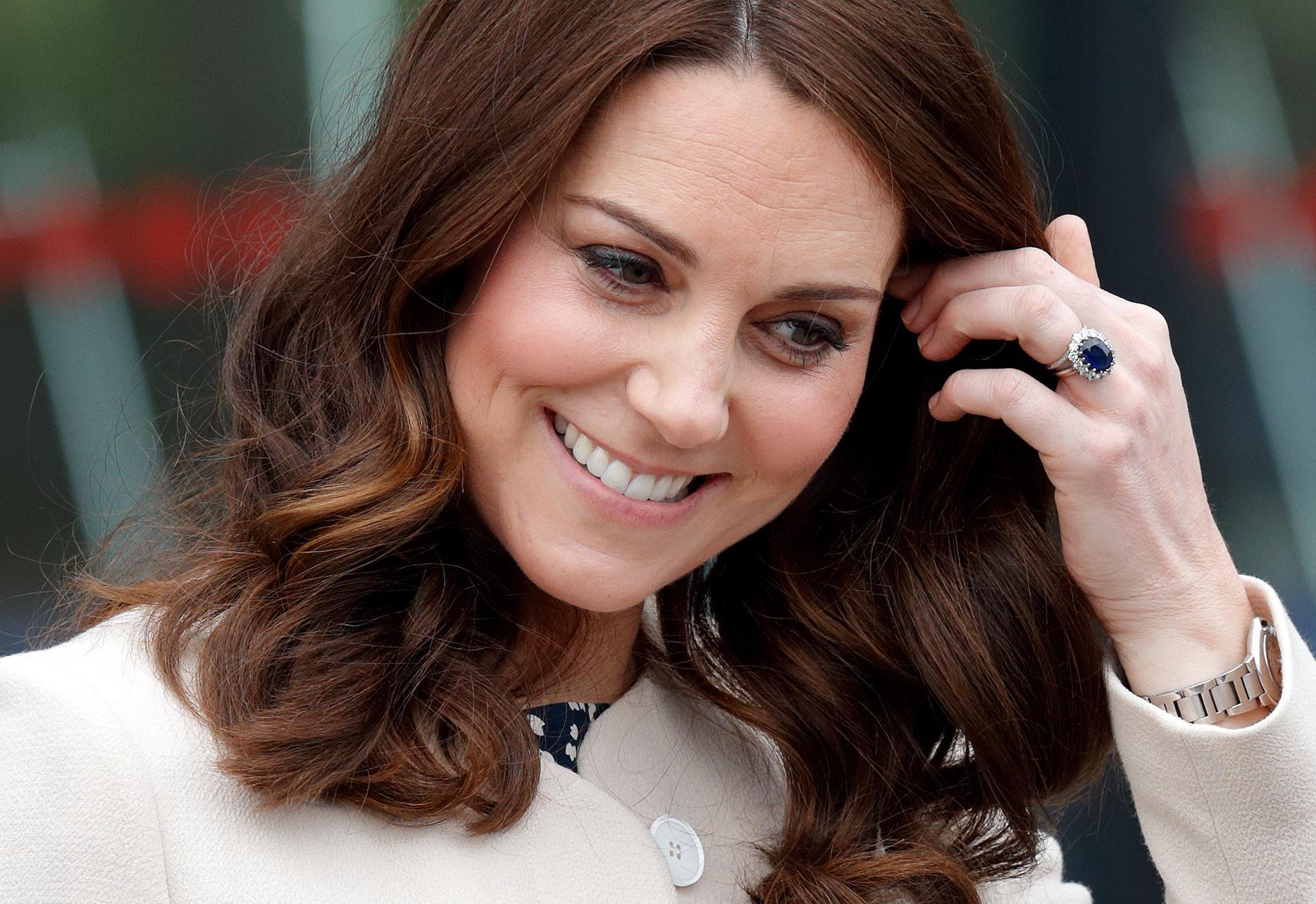 Arthur, Albert, James... Comment va s'appeler le troisième enfant de Kate Middleton et du prince William?