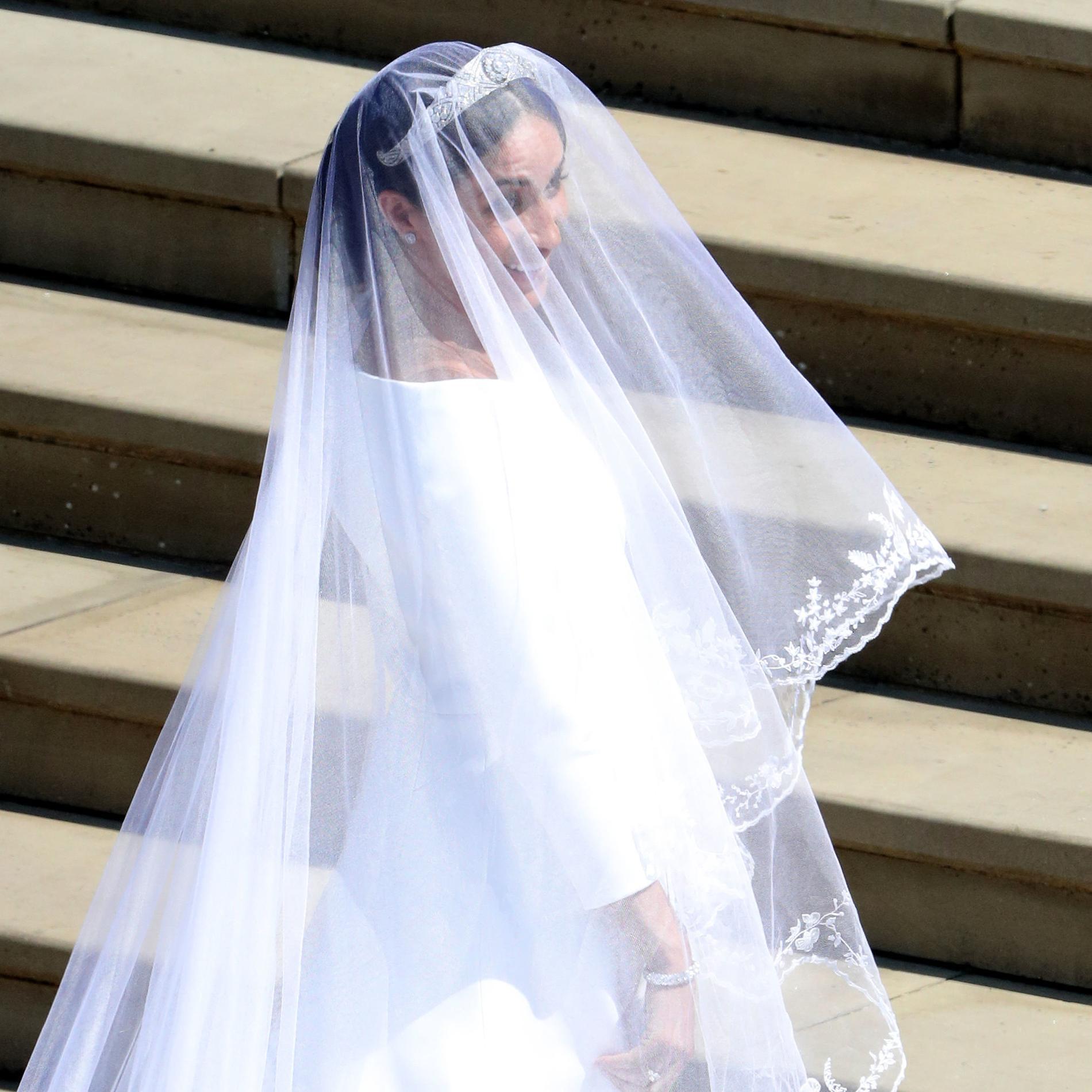 La robe de mariée de Meghan Markle, par Clare Weight Keller pour Givenchy