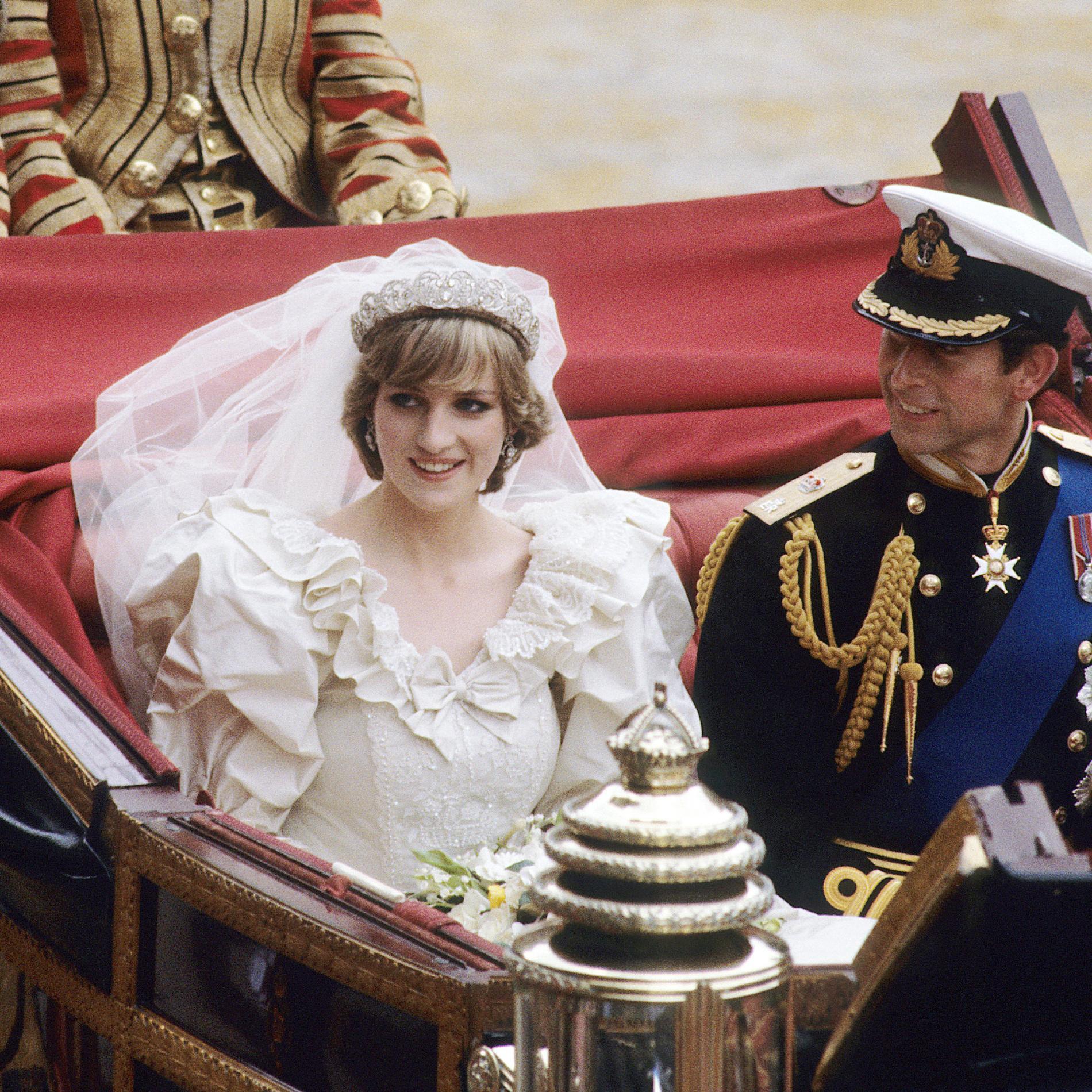 mariage Lady Diana