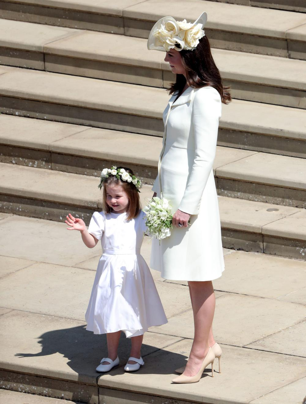 Robe kate middleton mariage de harry