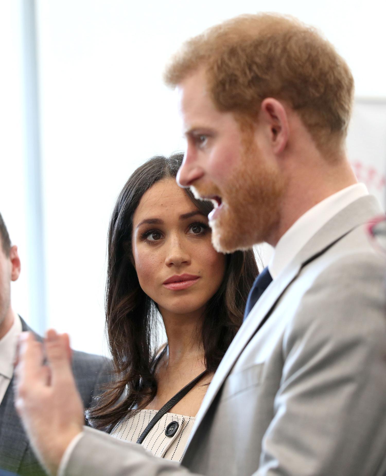 """Meghan Markle : """"Hélas, mon père n'assistera pas à notre mariage"""""""