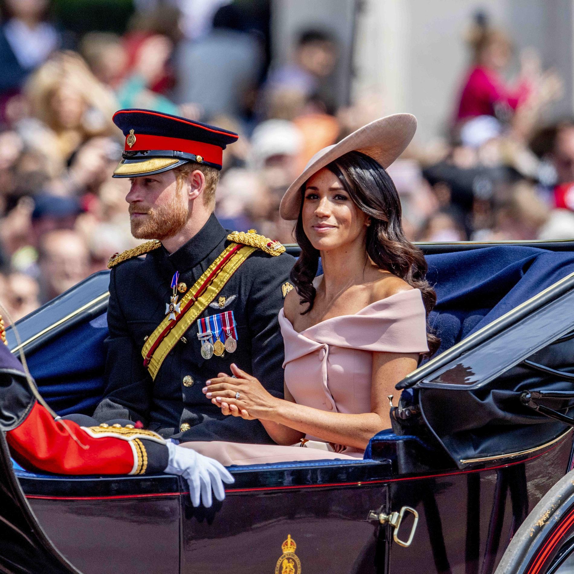 La famille royale aux 92 ans de la reine Elizabeth II