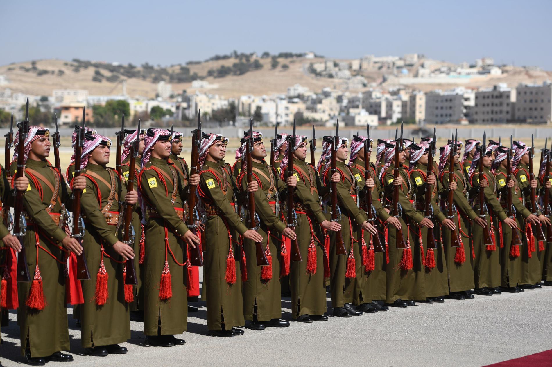 Le prince William est arrivé en Jordanie, première étape de sa tournée au Proche-Orient