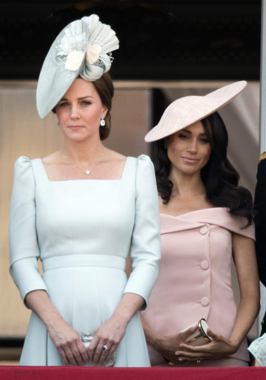 Qui de Kate Middleton ou Meghan Markle a le plus d'influence en mode ?