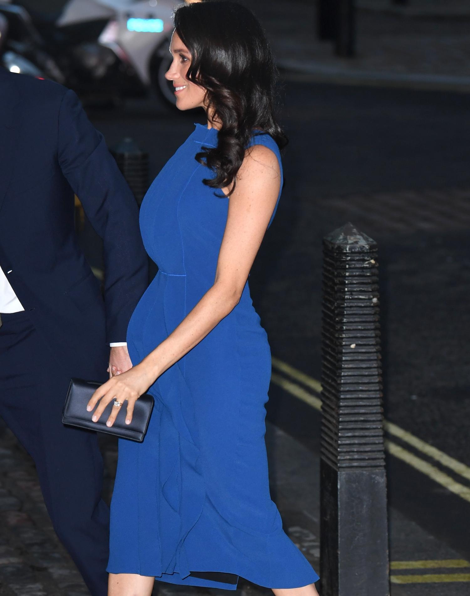 """""""Meghan Markle enceinte"""" n'est plus seulement une rumeur qui excite les bookmakers"""