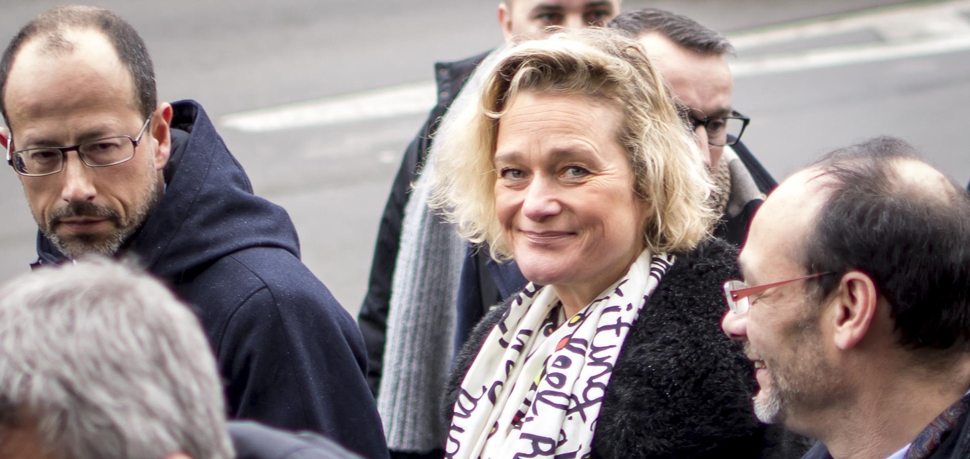 Delphine Boël, l'artiste belge (enfin) reconnue comme la fille d'Albert II