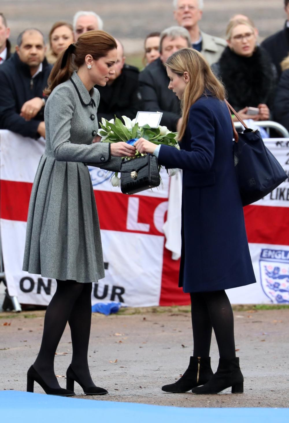 Qui est Natalie Barrows, la nouvelle assistante de Kate Middleton ?