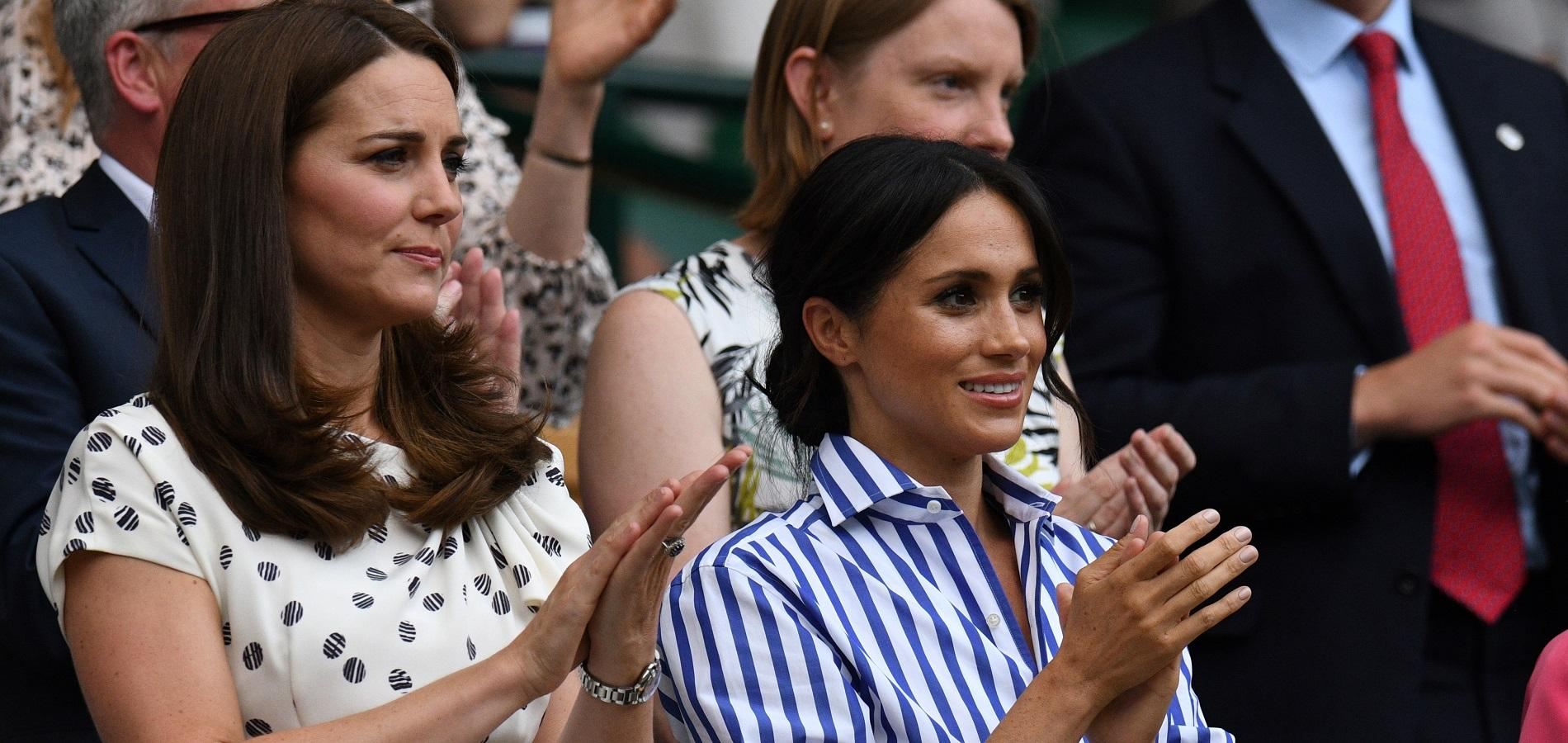 Qui de Kate Middleton ou de Meghan Markle a le plus d'influence dans la mode ?