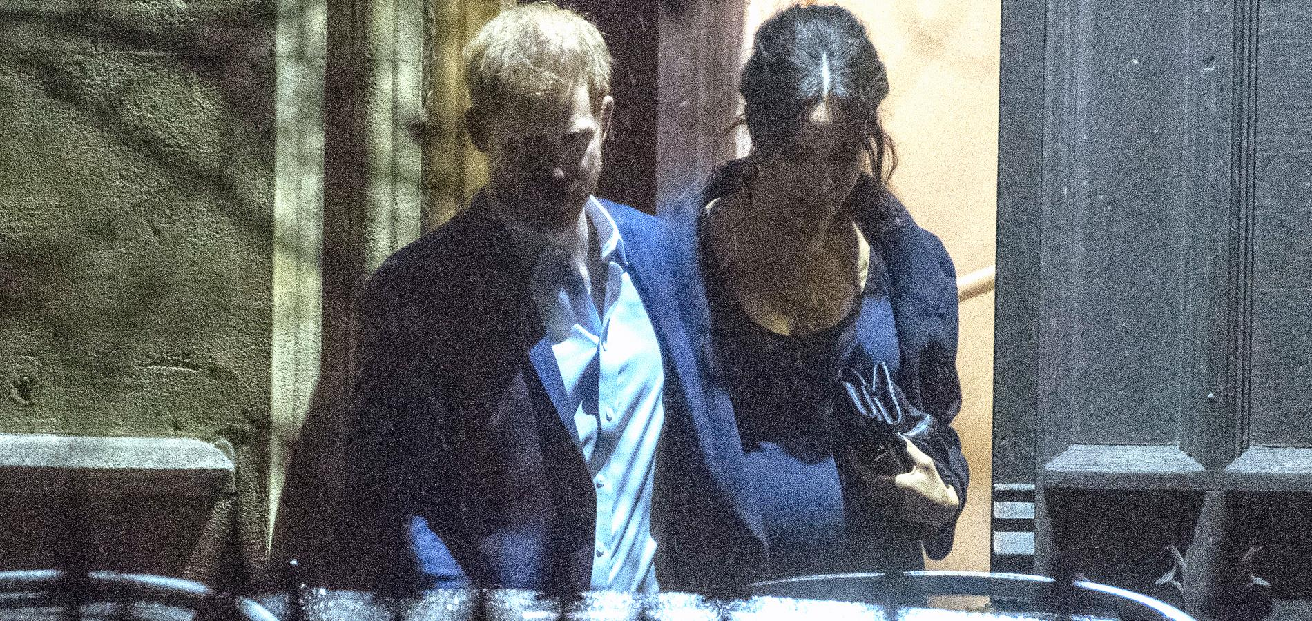 En photo, Meghan Markle et son ventre rond