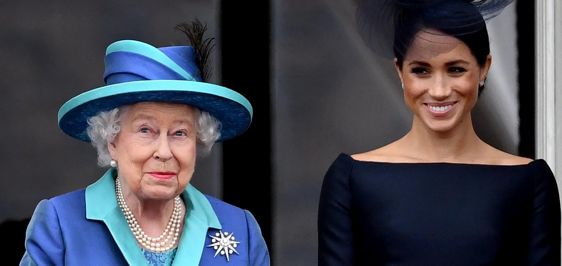 Elizabeth II confie sa première responsabilité officielle à Meghan Markle