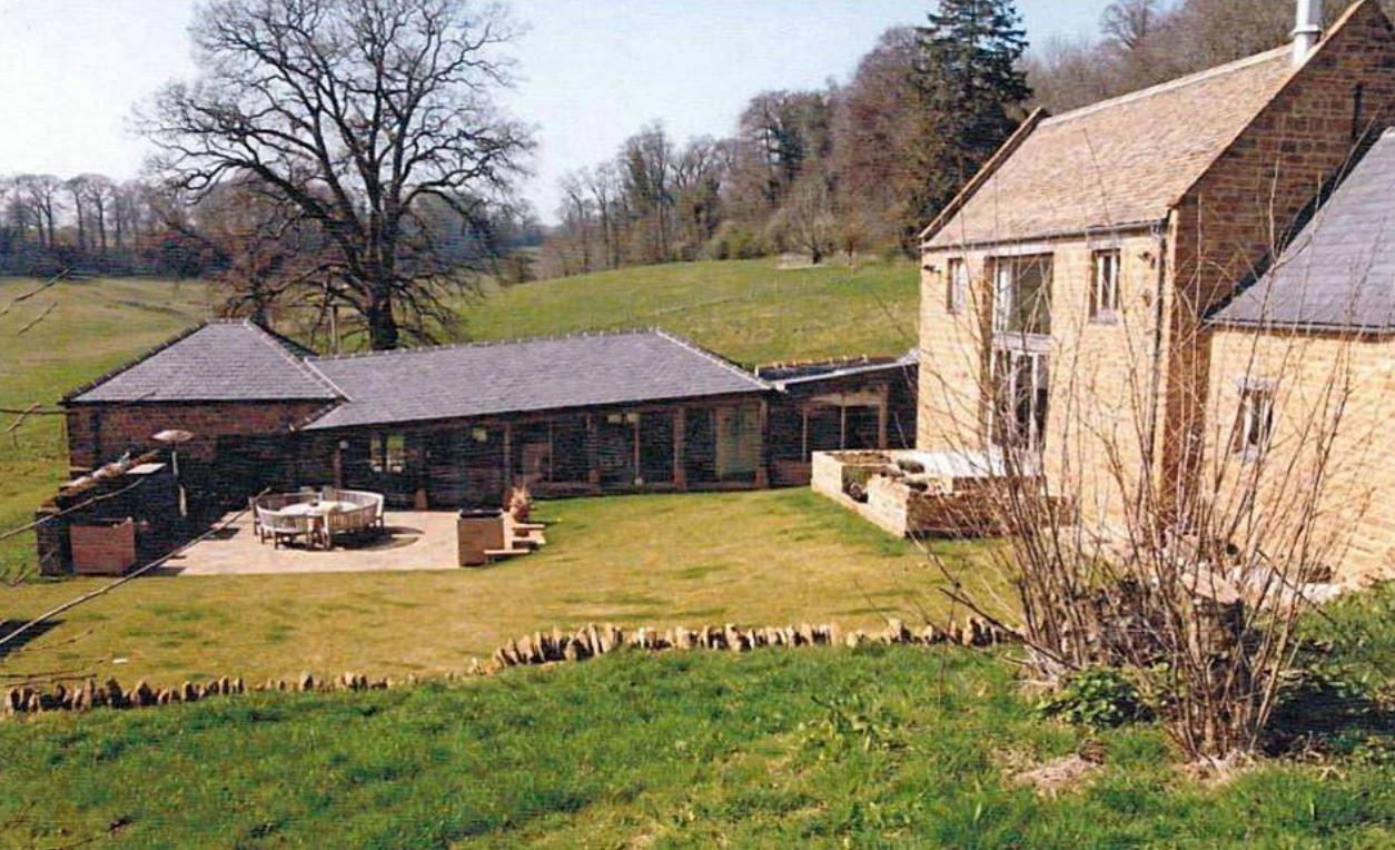 Le cottage de Meghan Markle et du prince Harry