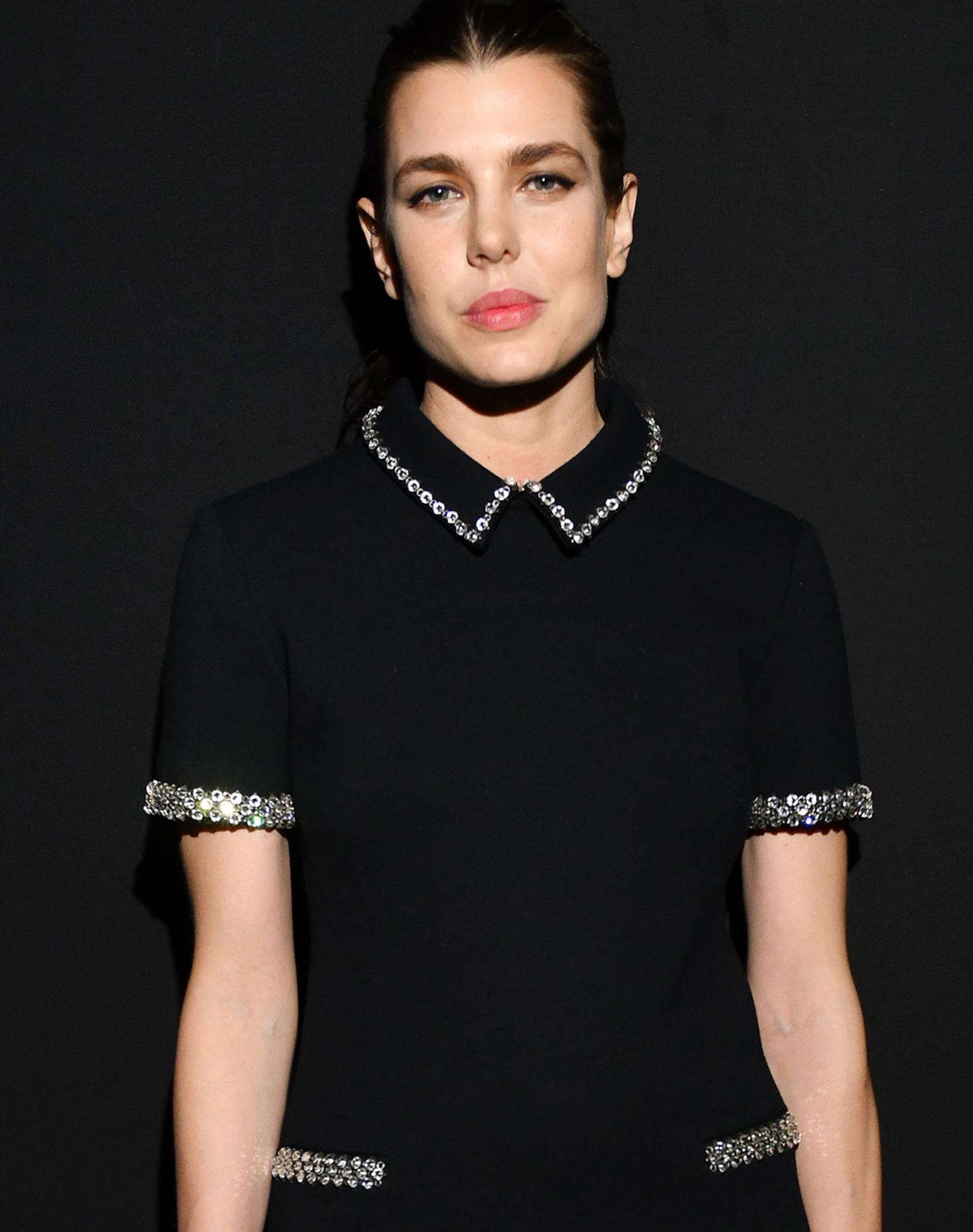 Charlotte Casiraghi, coproductrice du film
