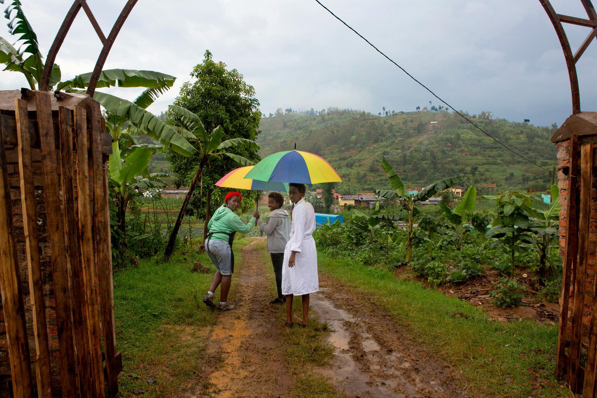 """Sur le tournage de """"Notre-Dame du Nil"""" au Rwanda"""