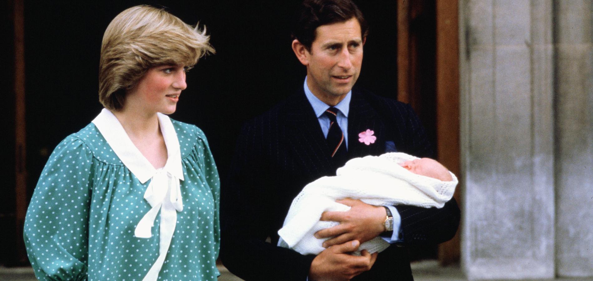"""Ce jour où Lady Diana a évoqué """"l'insupportable pression"""" autour de son accouchement"""