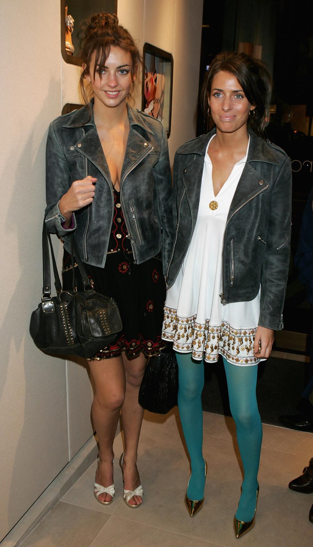 Rose et Marina Hanbury