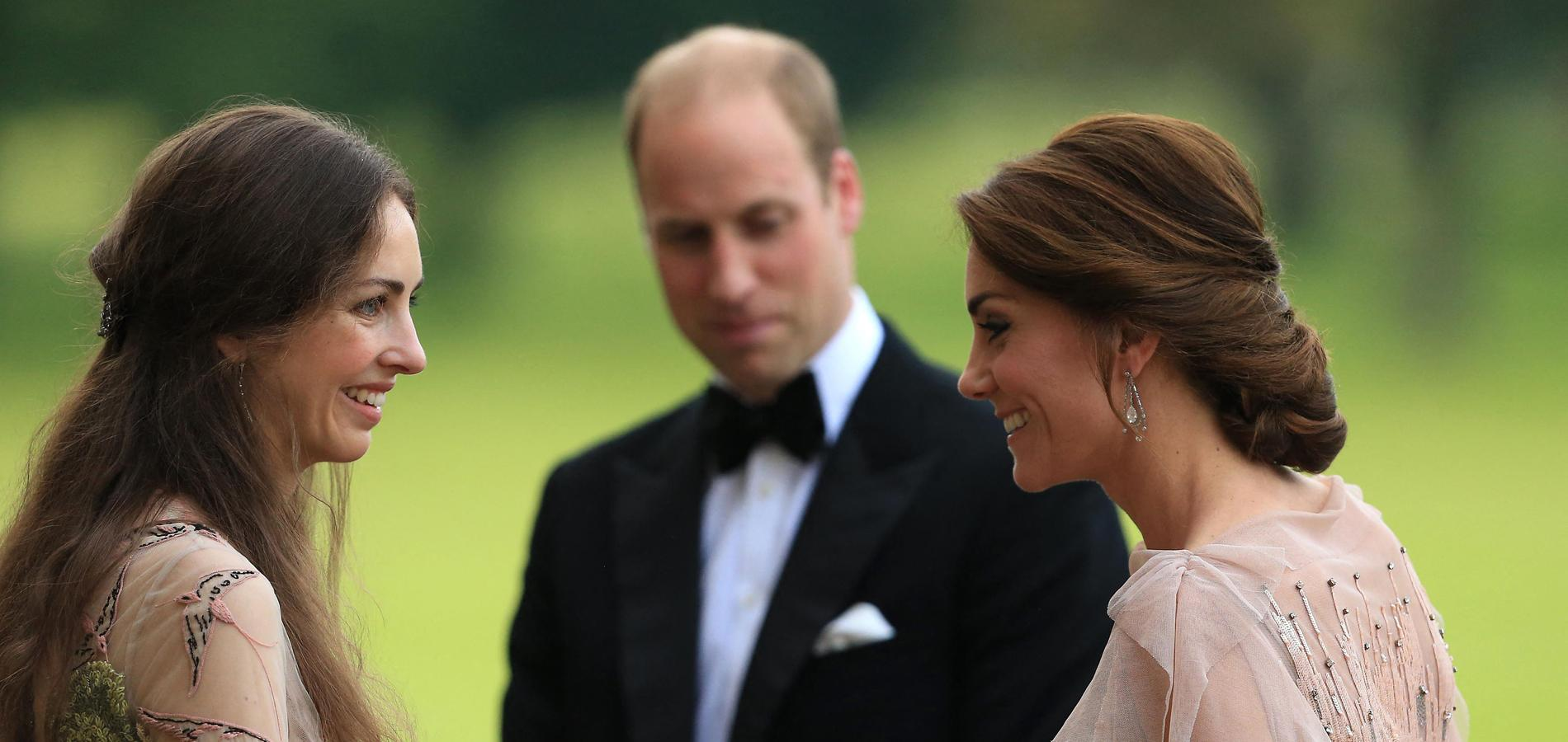 Rose Hanbury, la supposée maîtresse du prince William évincée par Kate Middleton