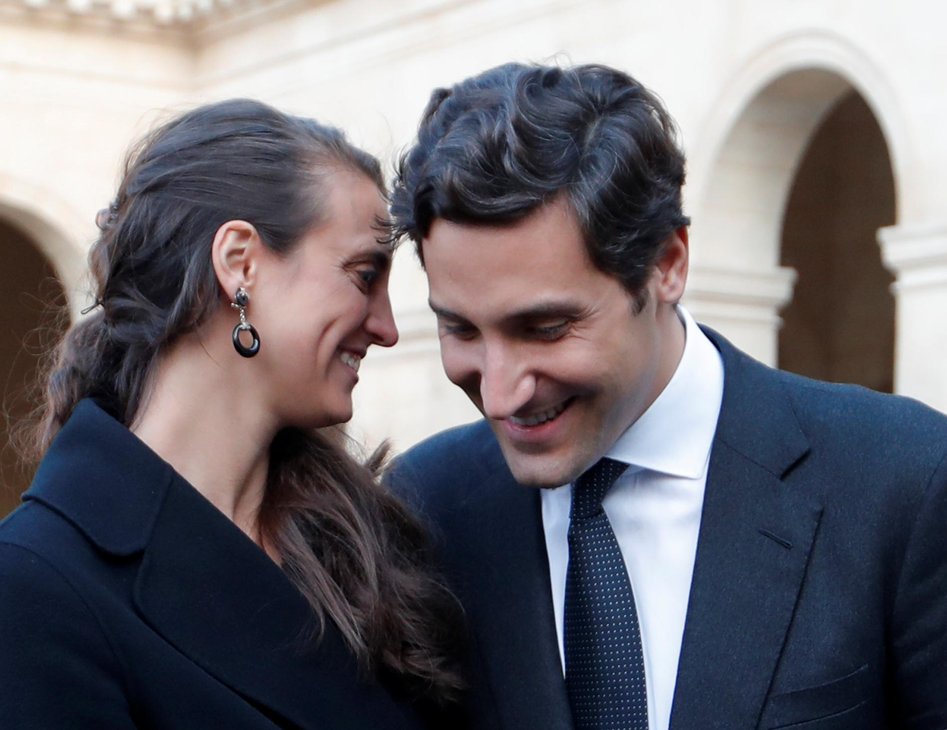 L'héritier de Napoléon Bonaparte et la descendante de Marie-Louise d'Autriche vont se marier