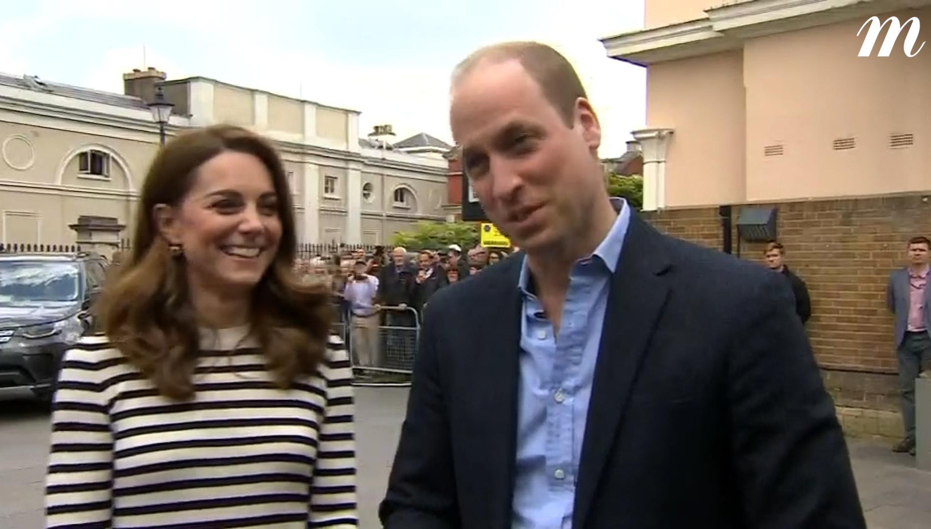 """""""Bienvenue dans un monde sans sommeil"""", la remarque pleine d'humour du prince William à Harry"""