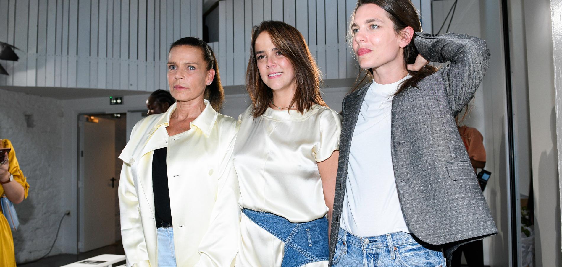 Pauline Ducruet lance sa ligne de vêtements avec la bénédiction de Charlotte Casiraghi et Stéphanie de Monaco
