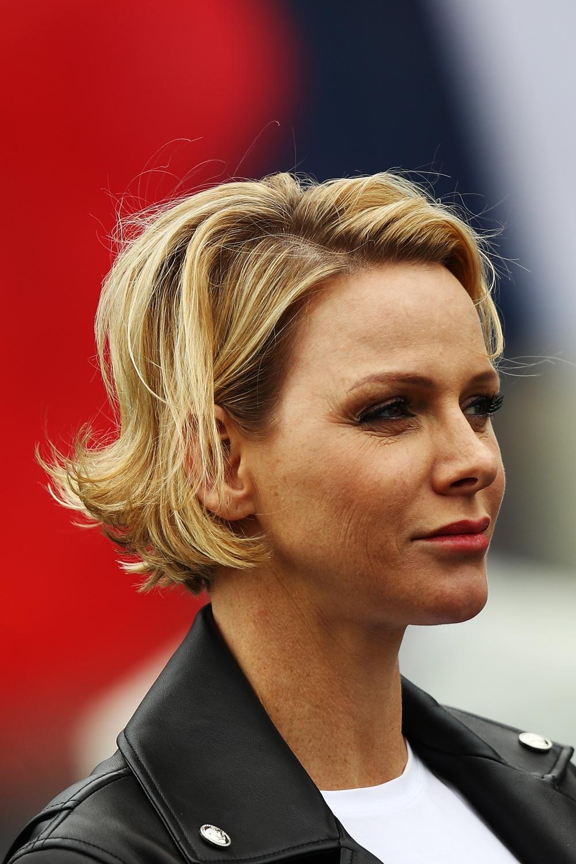 Charlene de Monaco, une princesse rock et engagée au 24 Heures du Mans