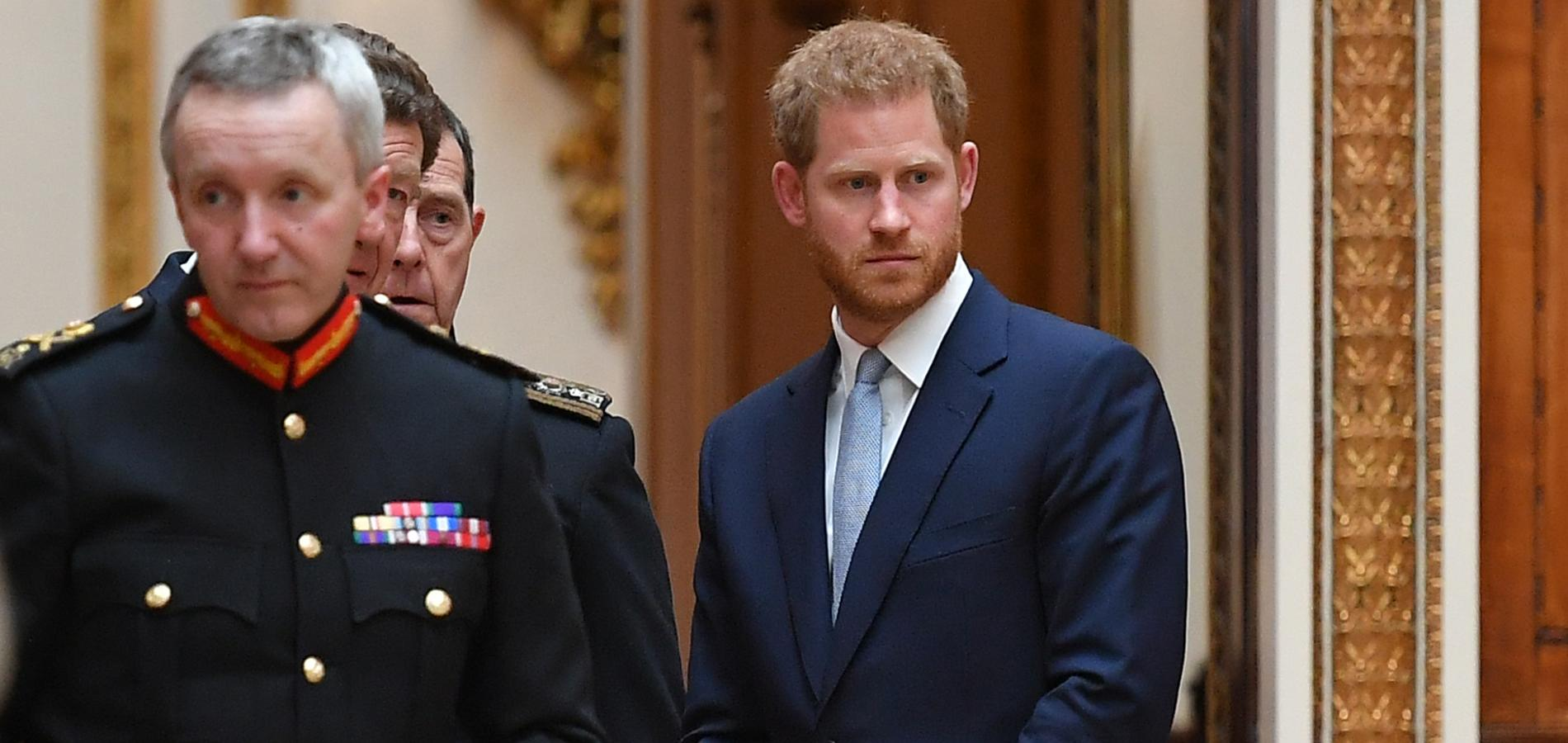 "Le prince Harry contraint d'assister à une visite officielle par ""courtoisie"" envers Melania Trump"