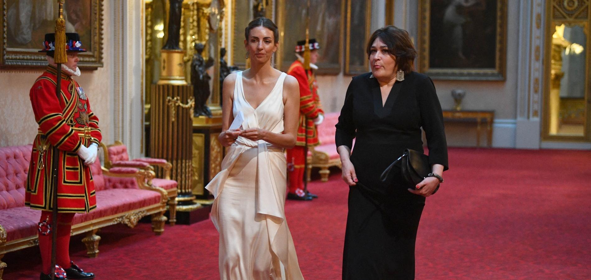 La supposée maîtresse du prince William, Rose Hanbury, ne porte plus son alliance