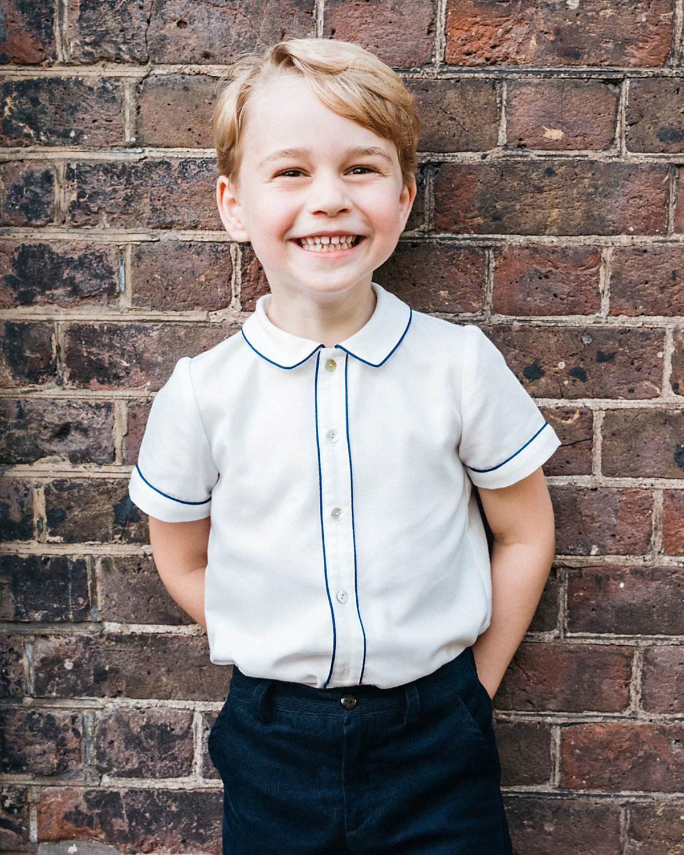 Pour les 6 ans du prince George, une grande fête se prépare à Kensington