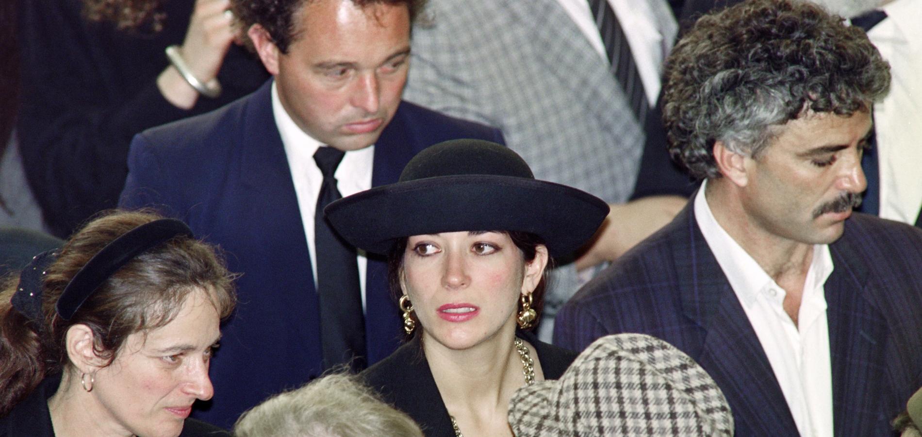 Ghislaine Maxwell aurait rendu des visites secrètes au prince Andrew au palais de Buckingham