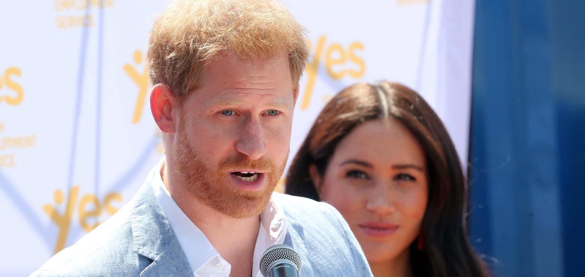 Le prince Harry compare l'acharnement médiatique contre Meghan Markle à celui subi par Lady Di