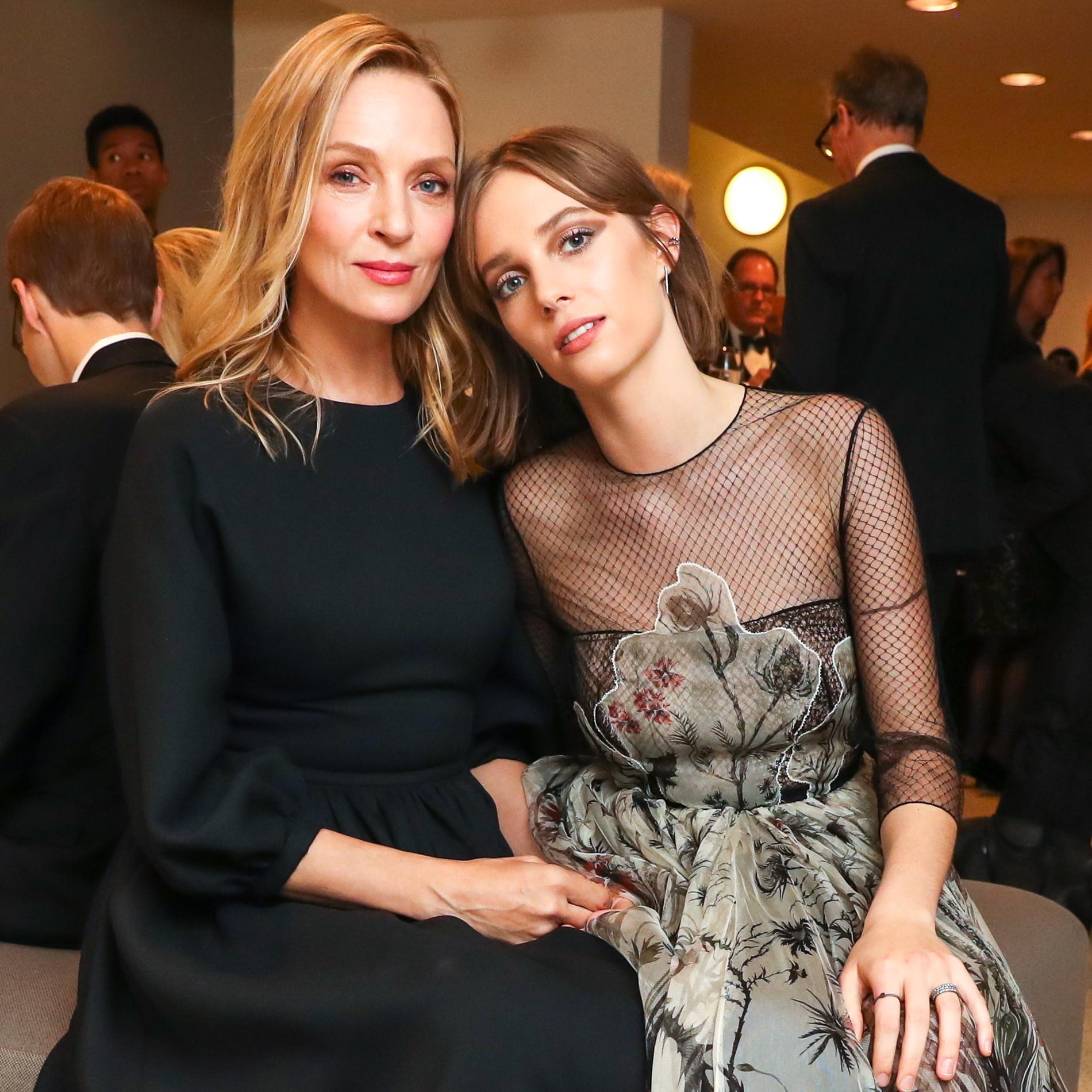Charlize Theron, Laetitia Casta, Uma Thurman... Le Carré VIP de la semaine