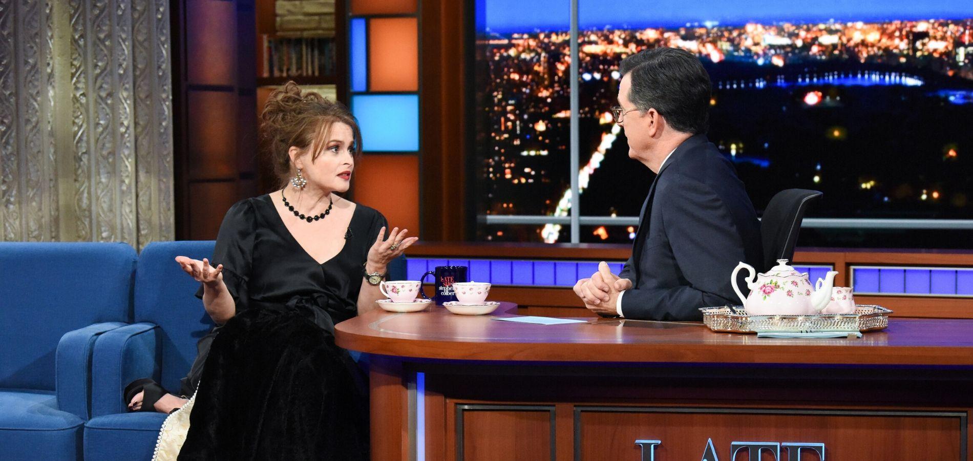 Le jour où Helena Bonham Carter a demandé au prince William d'être le parrain de sa fille