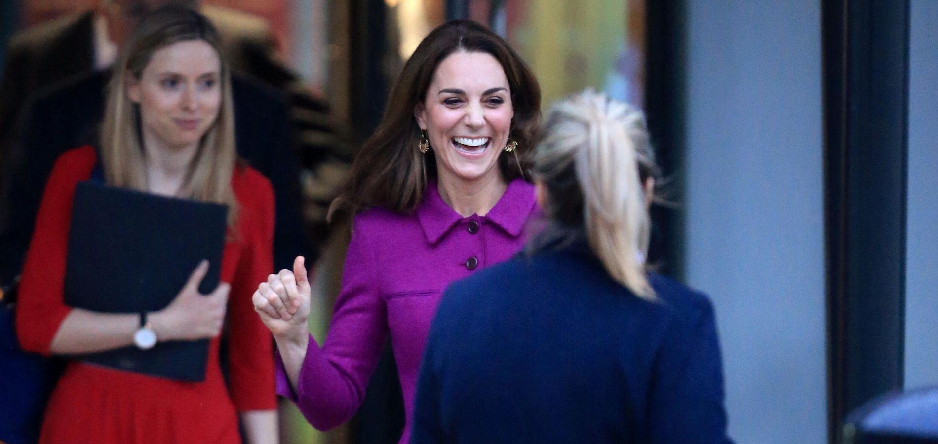 Kate Middleton est-elle en train de jubiler ?